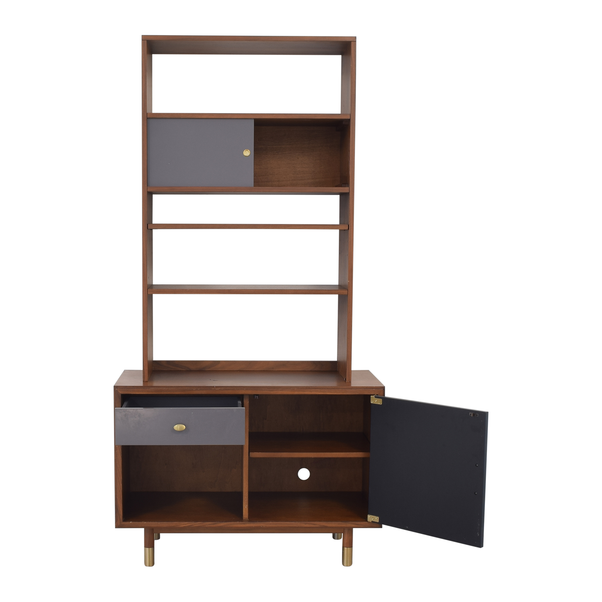 shop DwellStudios for Magnussen Pace Etagere DwellStudio Bookcases & Shelving