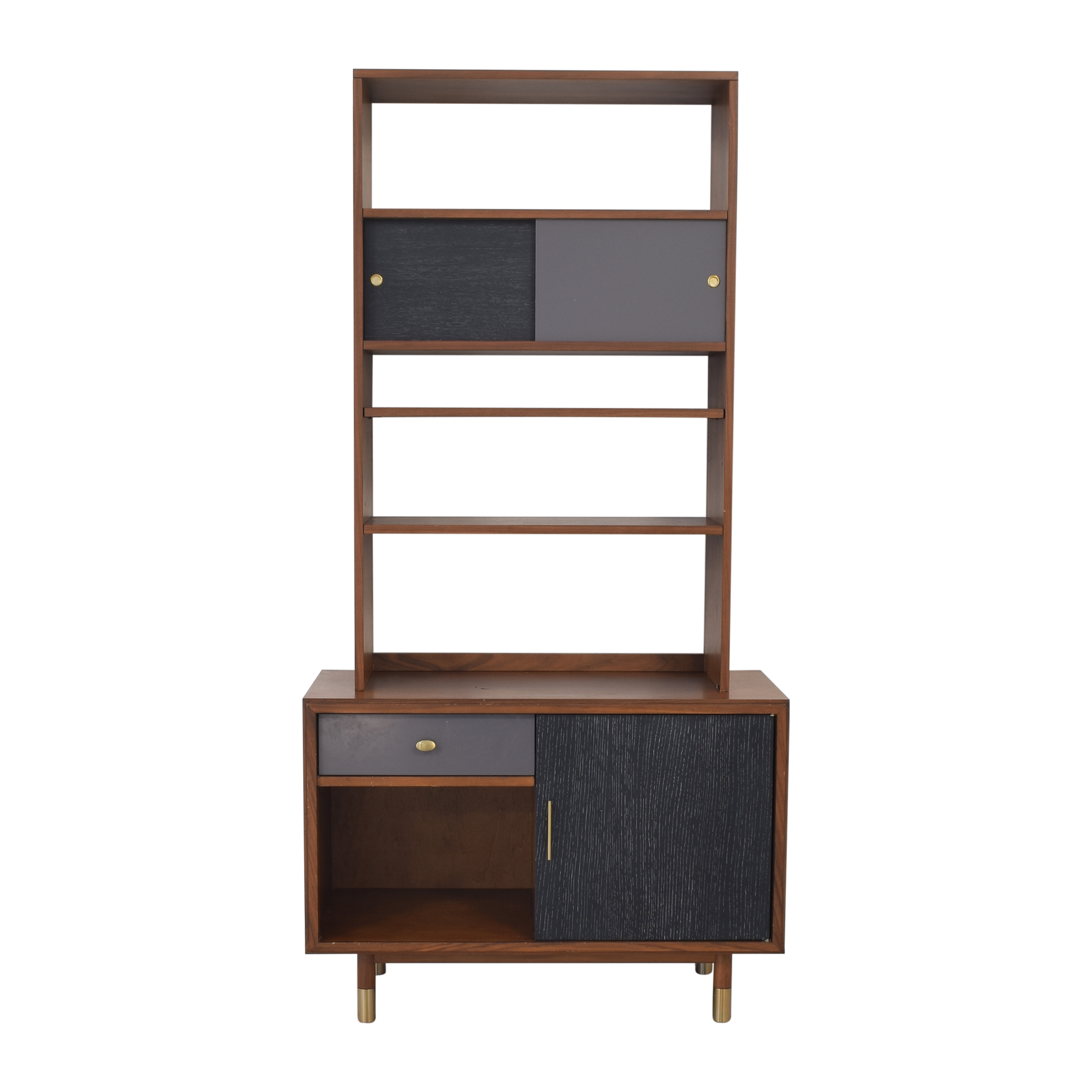 DwellStudios for Magnussen Pace Etagere DwellStudio