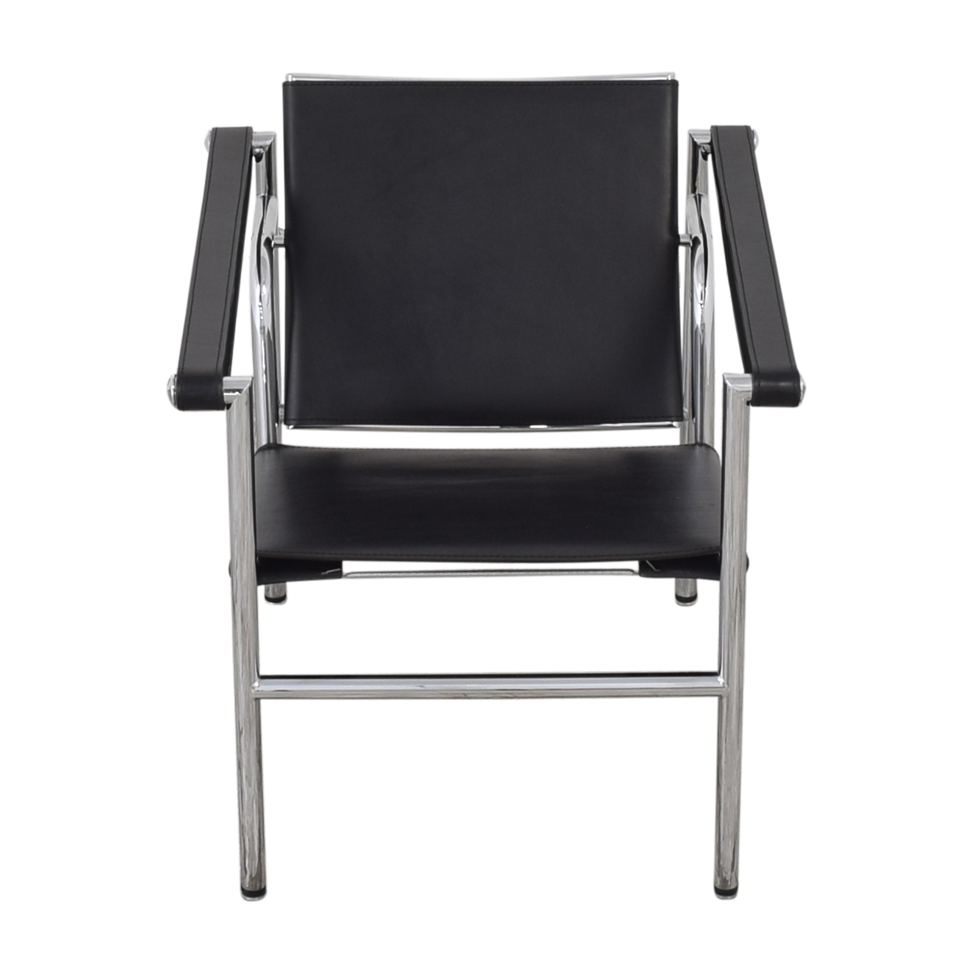 Room & Board Room & Board Pierre Chair black and silver