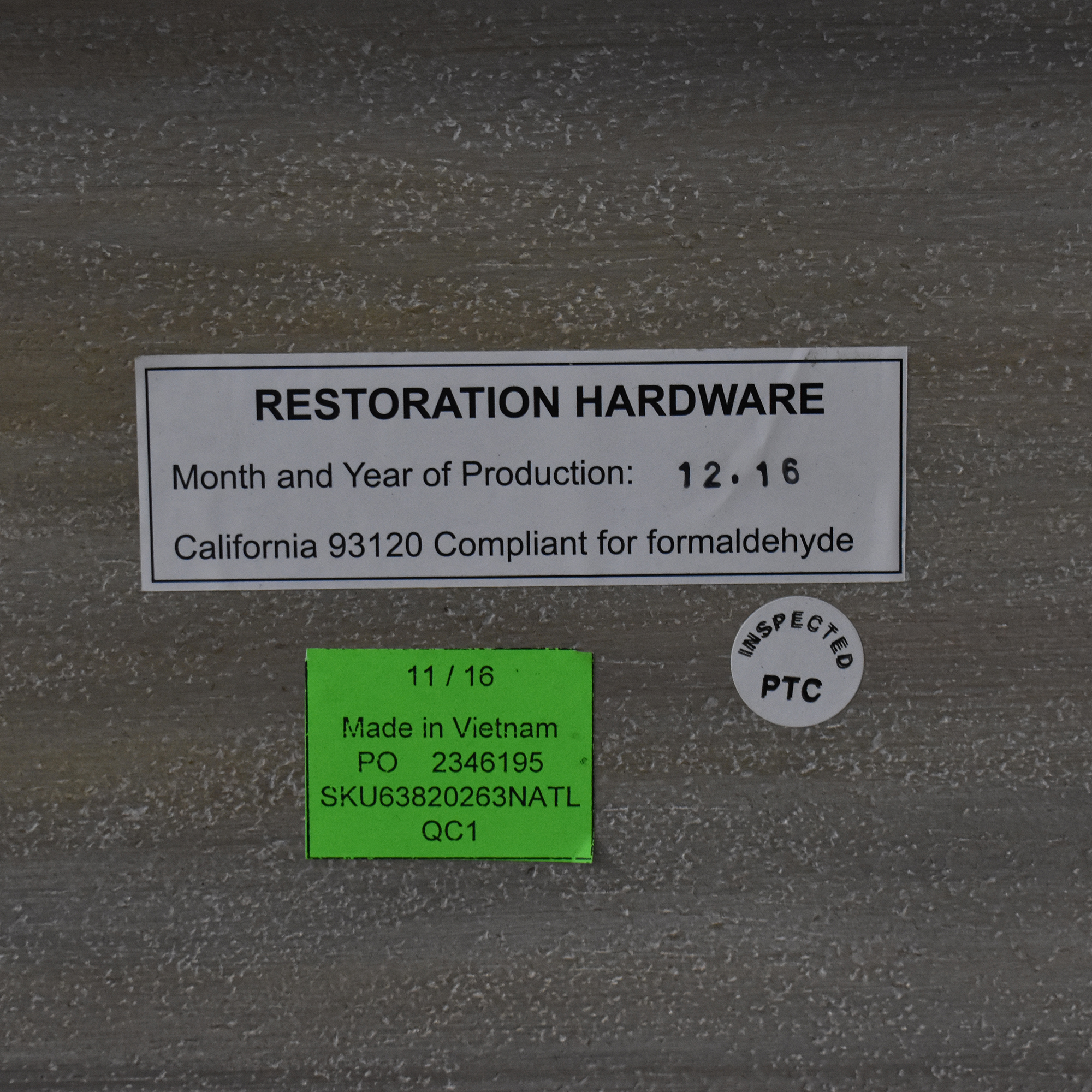 Restoration Hardware Restoration Hardware Louis XVI Treillage King Bed