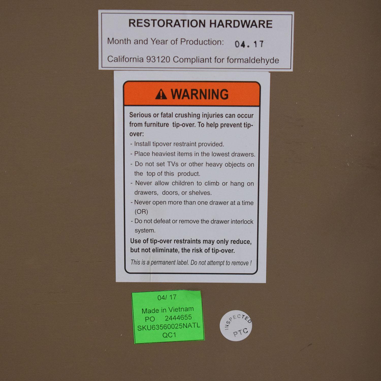 Restoration Hardware Restoration Hardware Louis XVI Treillage Five Drawer Dresser Dressers
