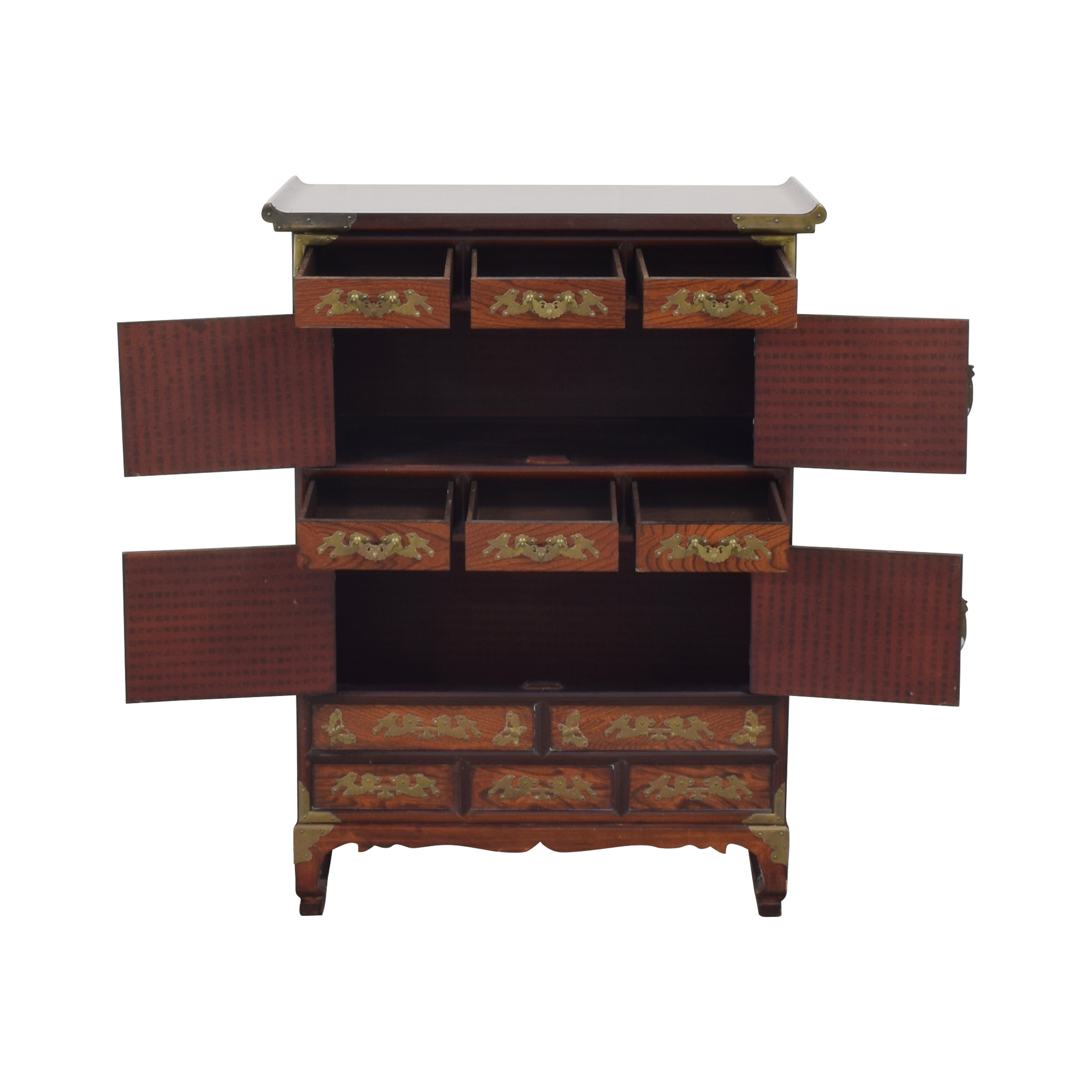 Chinese Apothecary Cabinet on sale