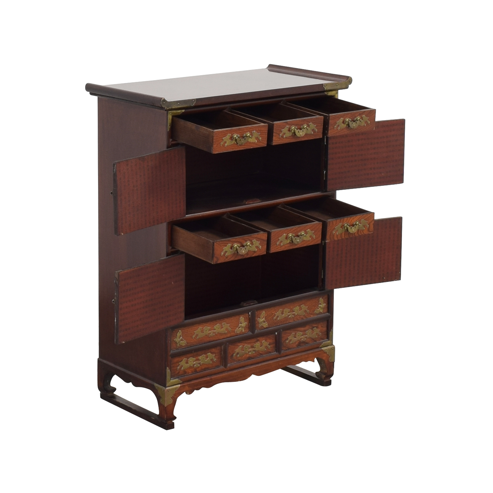 Chinese Apothecary Cabinet sale