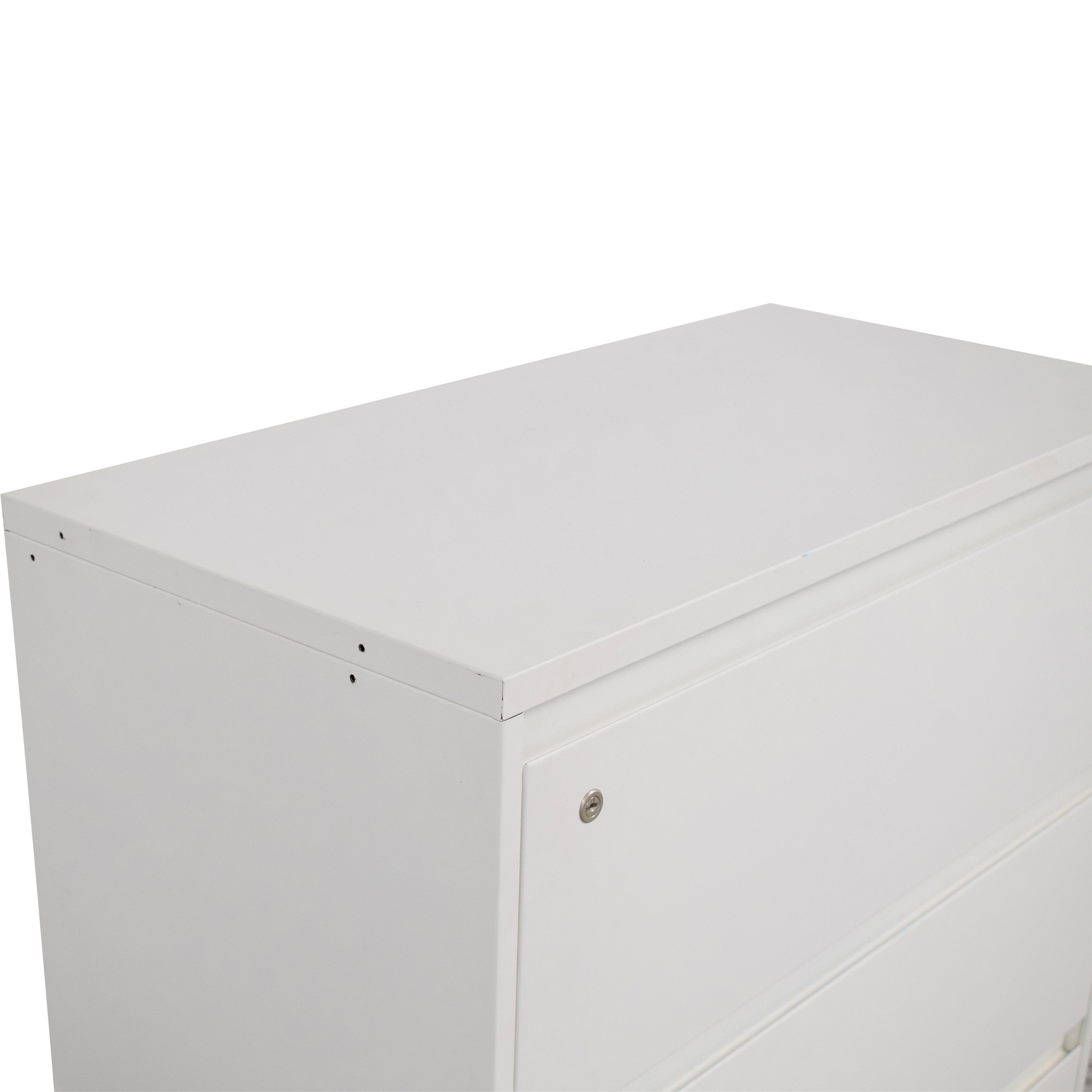 Steelcase Steelcase Three Drawer Lateral Filing Cabinet used