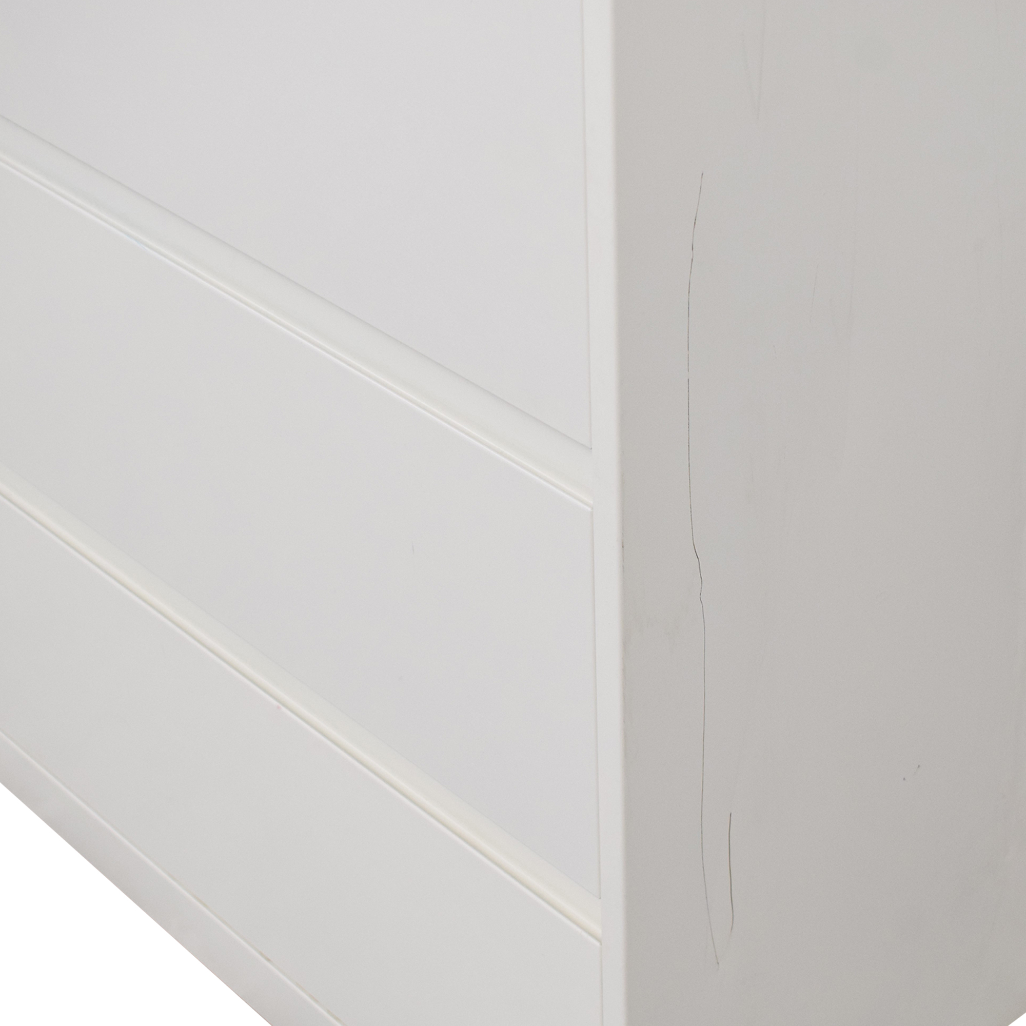 Steelcase Steelcase Three Drawer Lateral Filing Cabinet Storage