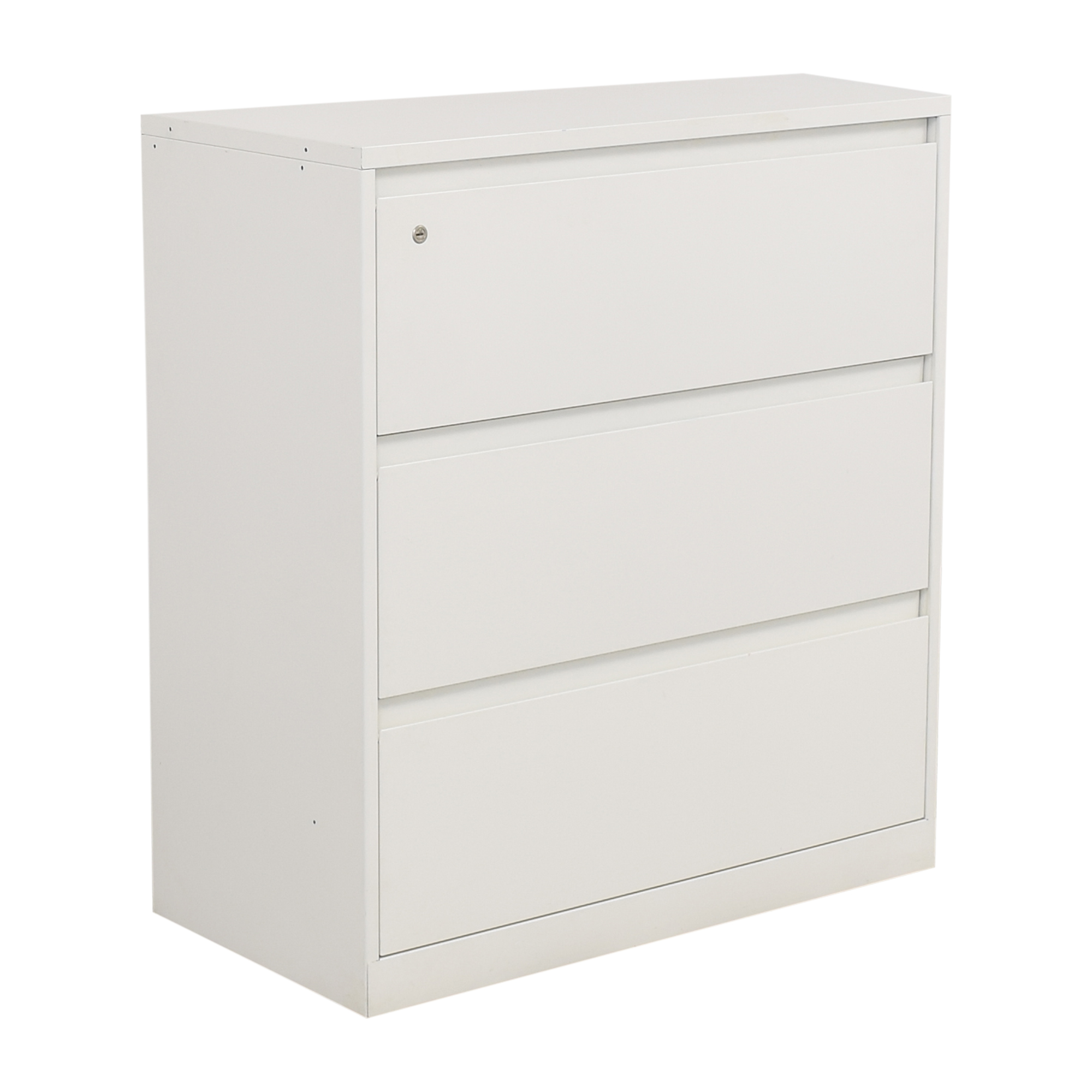 Steelcase Steelcase Three Drawer Lateral Filing Cabinet nj