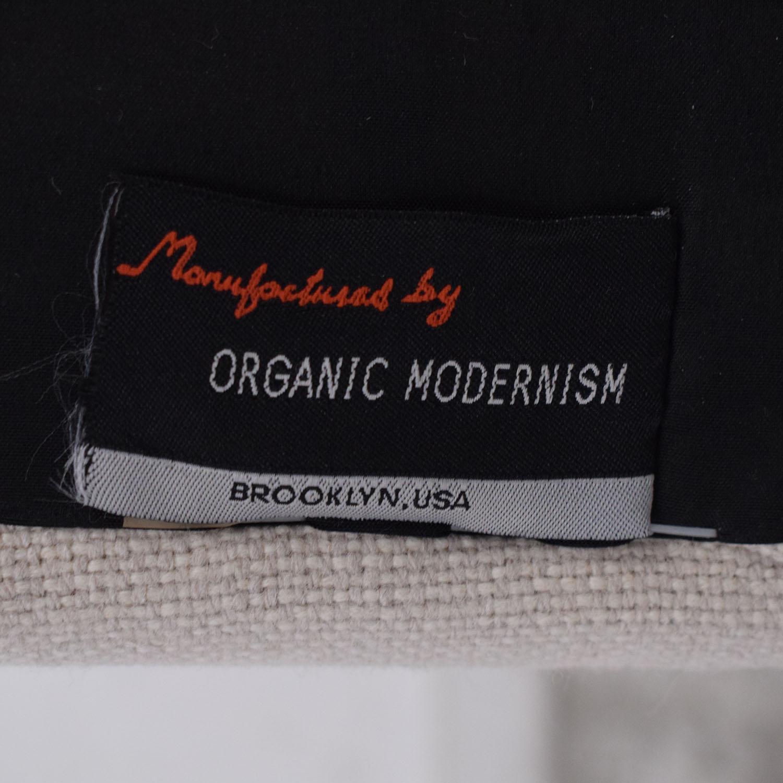 Organic Modernism Organic Modernism Siena Loveseat off white