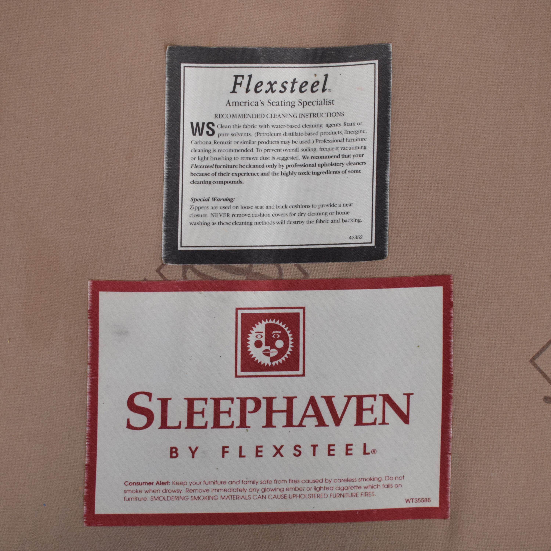 buy Flexsteel Sleephaven By Flexsteel Three-Piece Sectional online