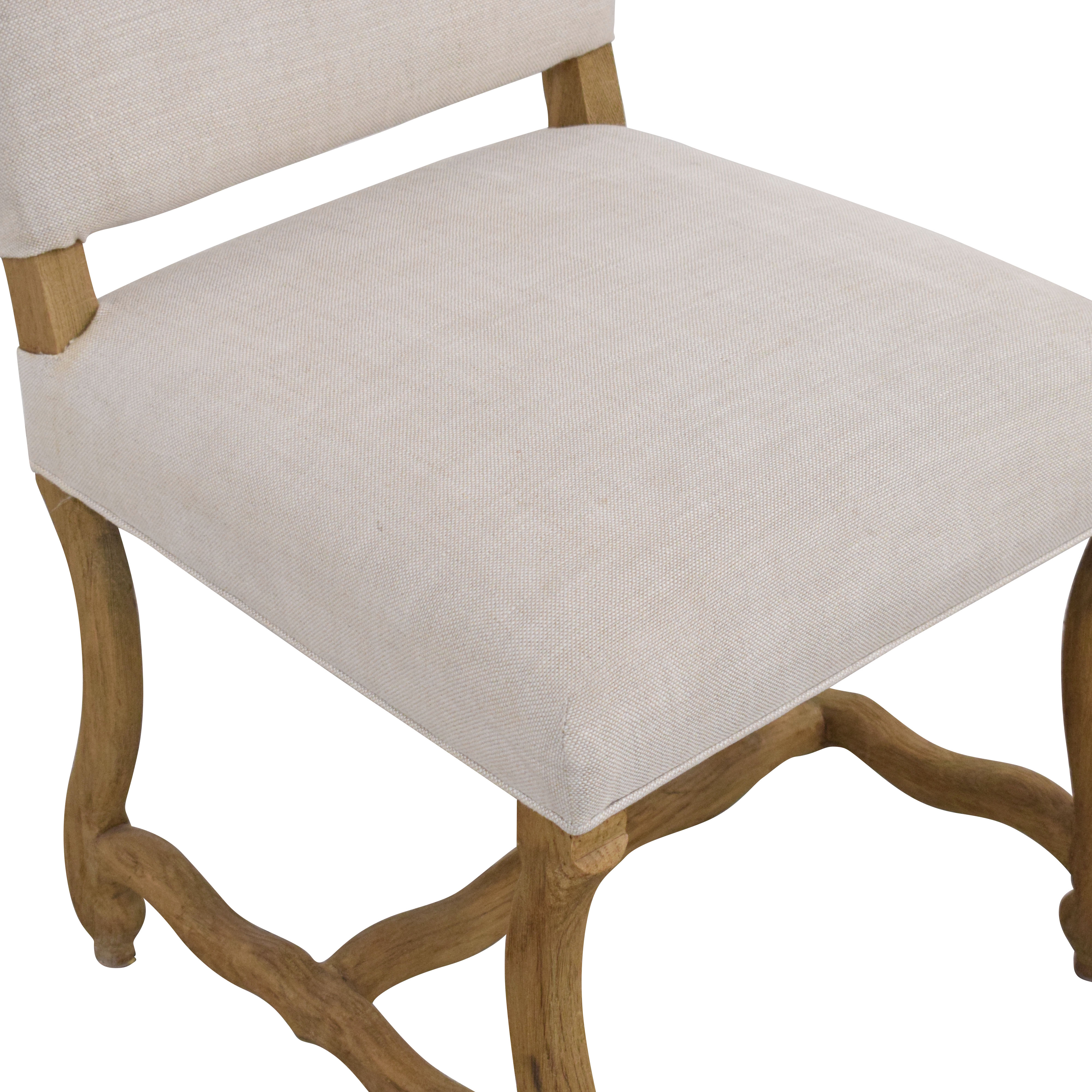 Restoration Hardware Restoration Hardware High Back Dining Chair nyc