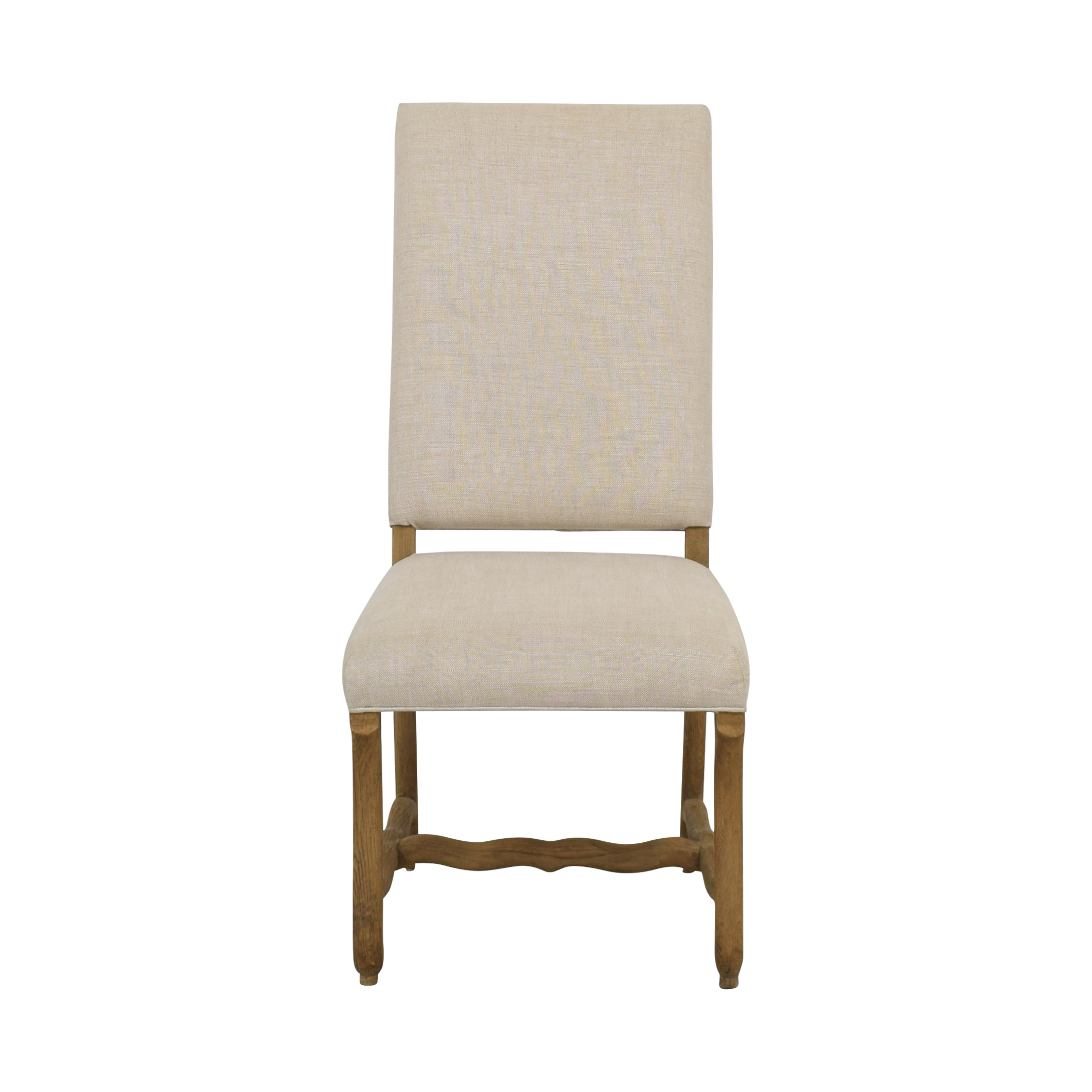 Restoration Hardware Restoration Hardware High Back Dining Chair discount