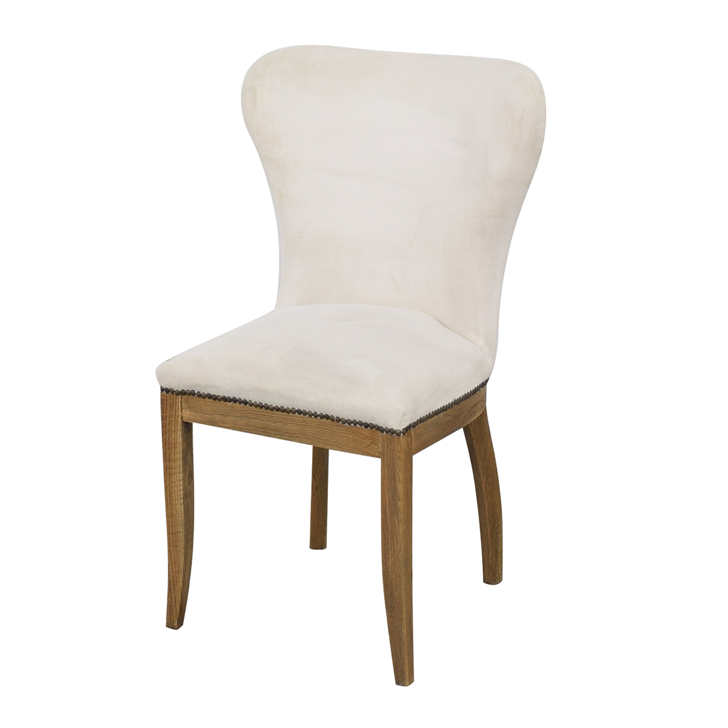 Restoration Hardware Restoration Hardware Upholstered Dining Chairs pa