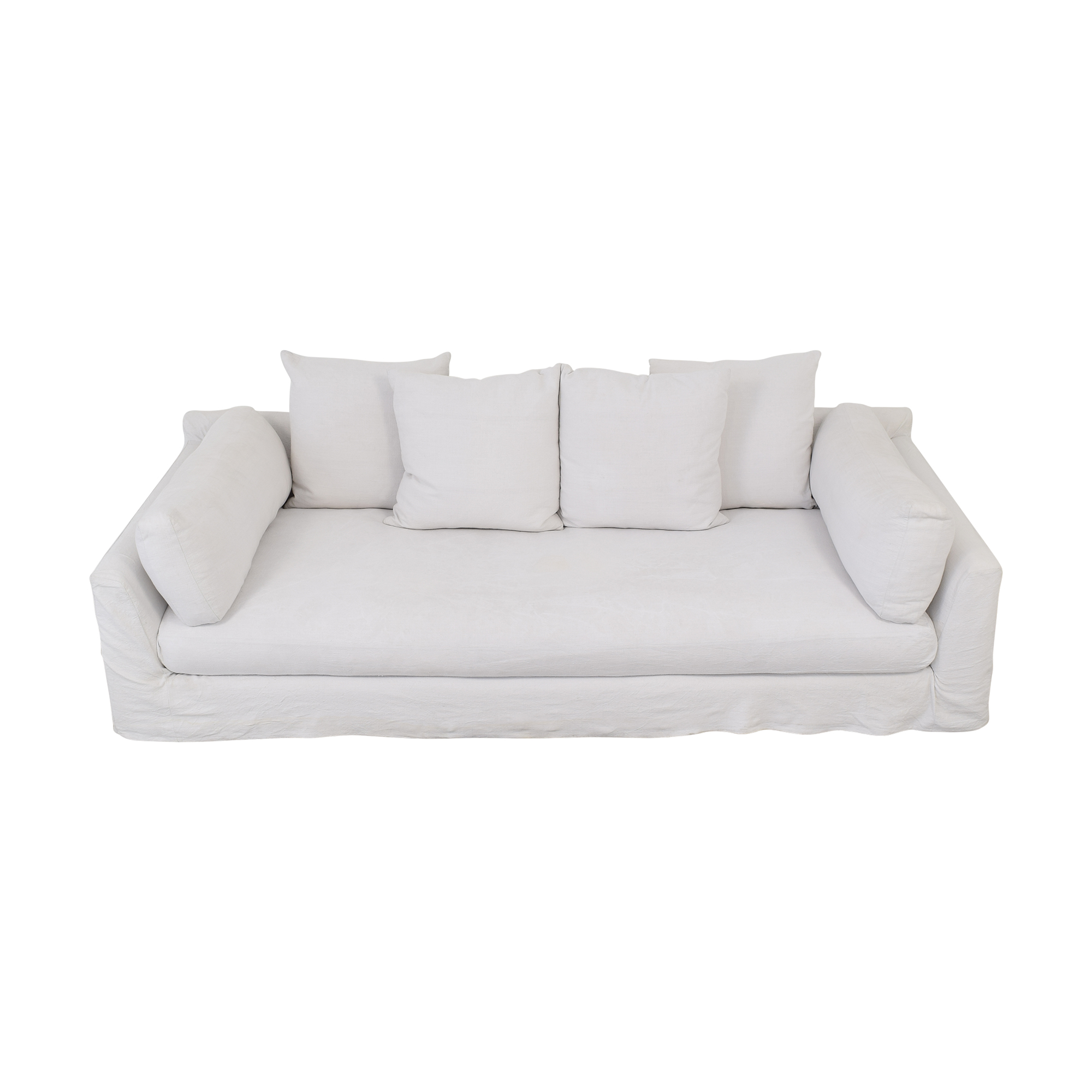buy One Kings Lane Banyon Slipcover Sofa One Kings Lane