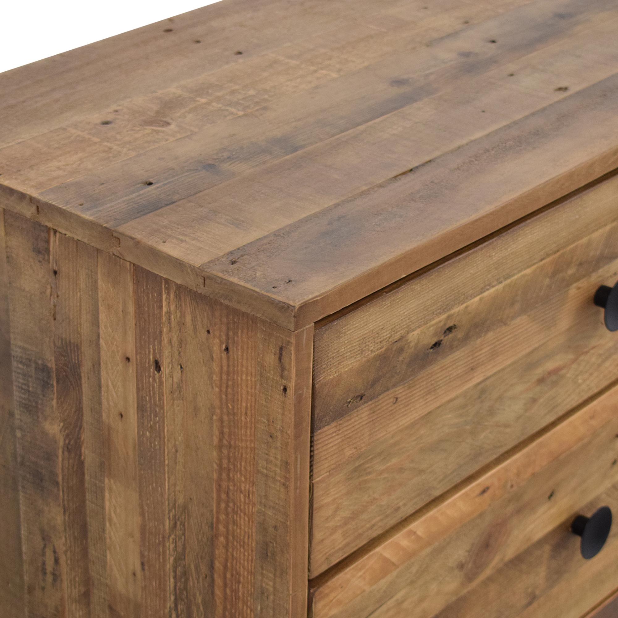buy West Elm West Elm Emmerson Reclaimed Six Drawer Dresser online