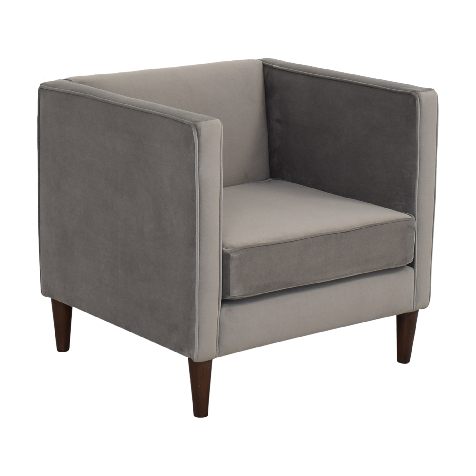 buy The Inside Tuxedo Chair The Inside Accent Chairs