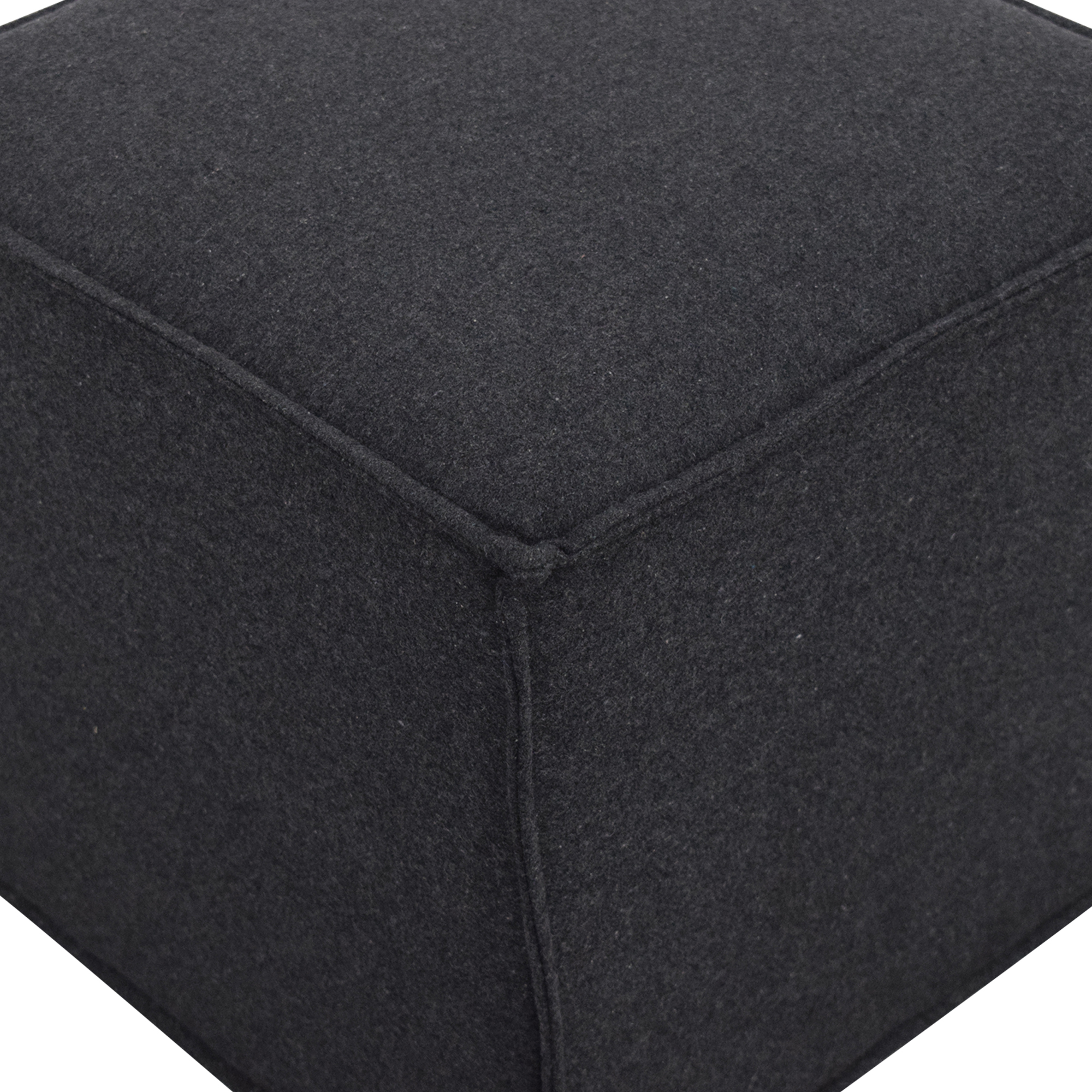 Gus Modern Upholstered Ottoman or Stool / Chairs