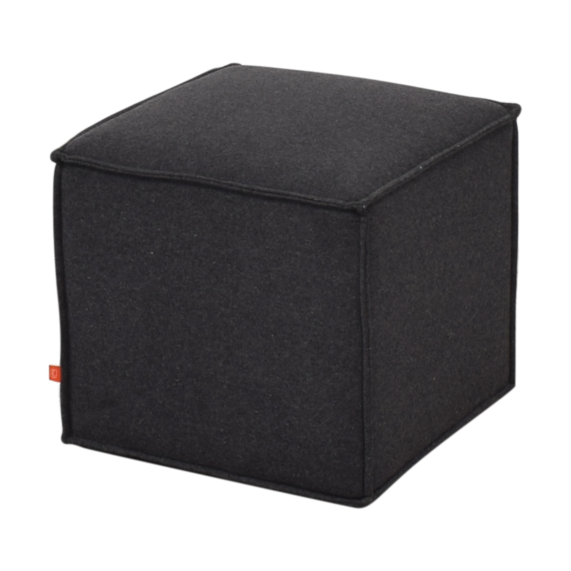 shop Gus Modern Upholstered Ottoman or Stool Gus Modern Chairs