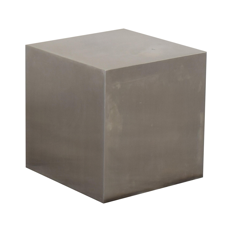 Gus Modern Gus Modern Stainless Cube on sale
