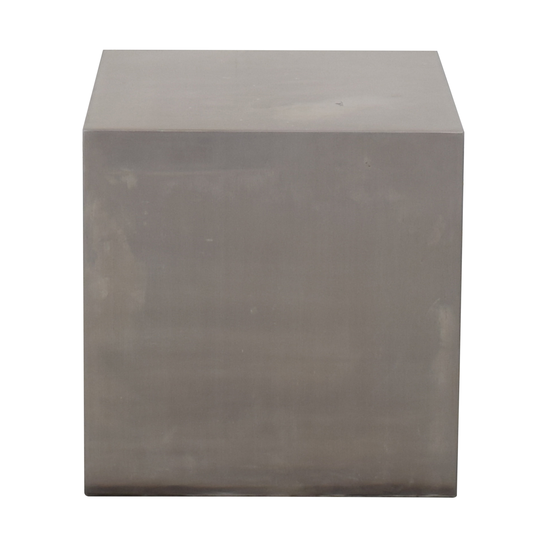 Gus Modern Gus Modern Stainless Cube