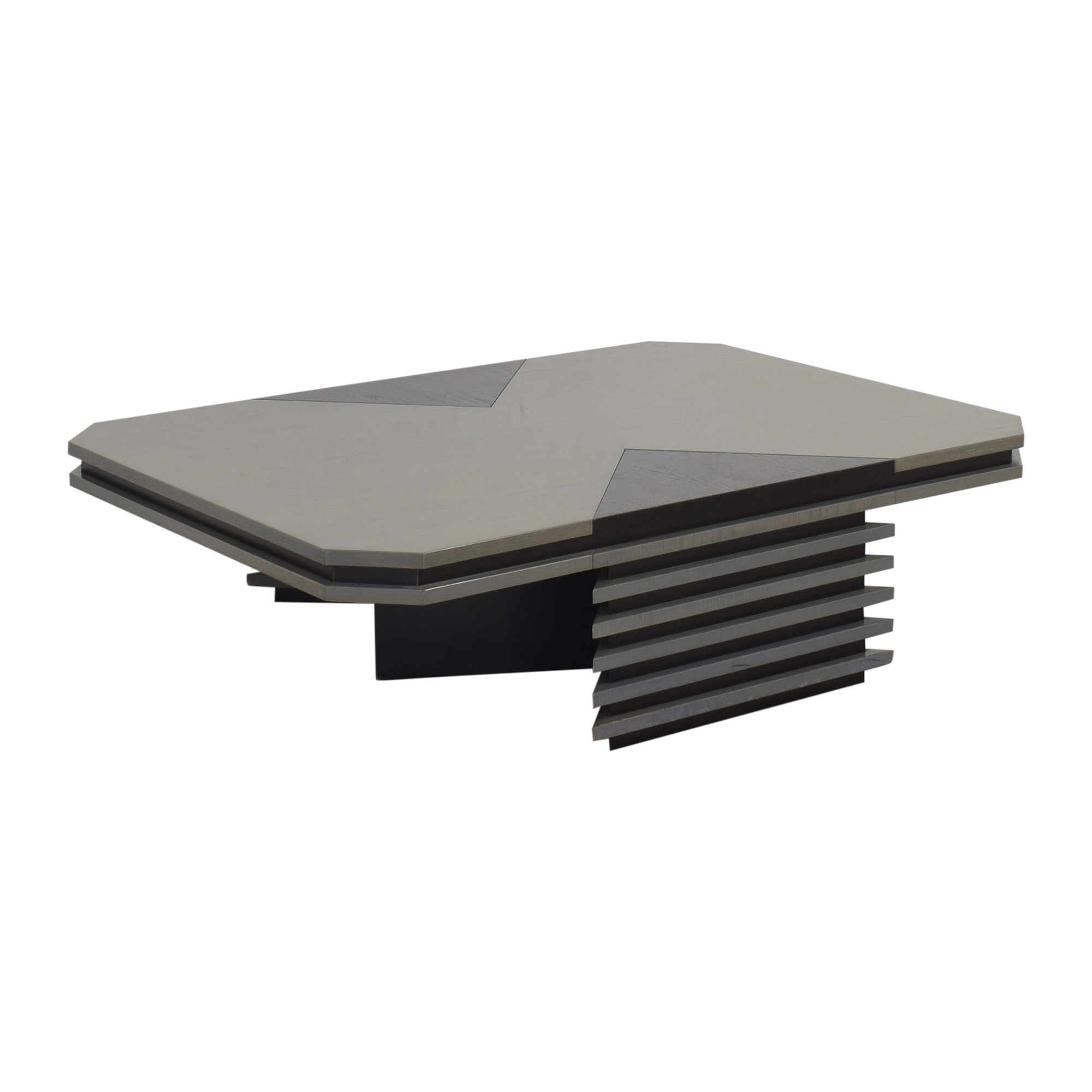 Contemporary One Drawer Modern Coffee Table