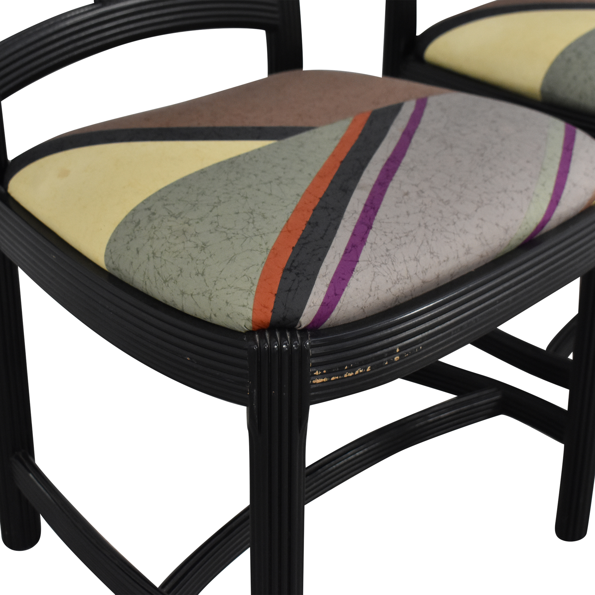 Custom Upholstered Dining Chairs on sale