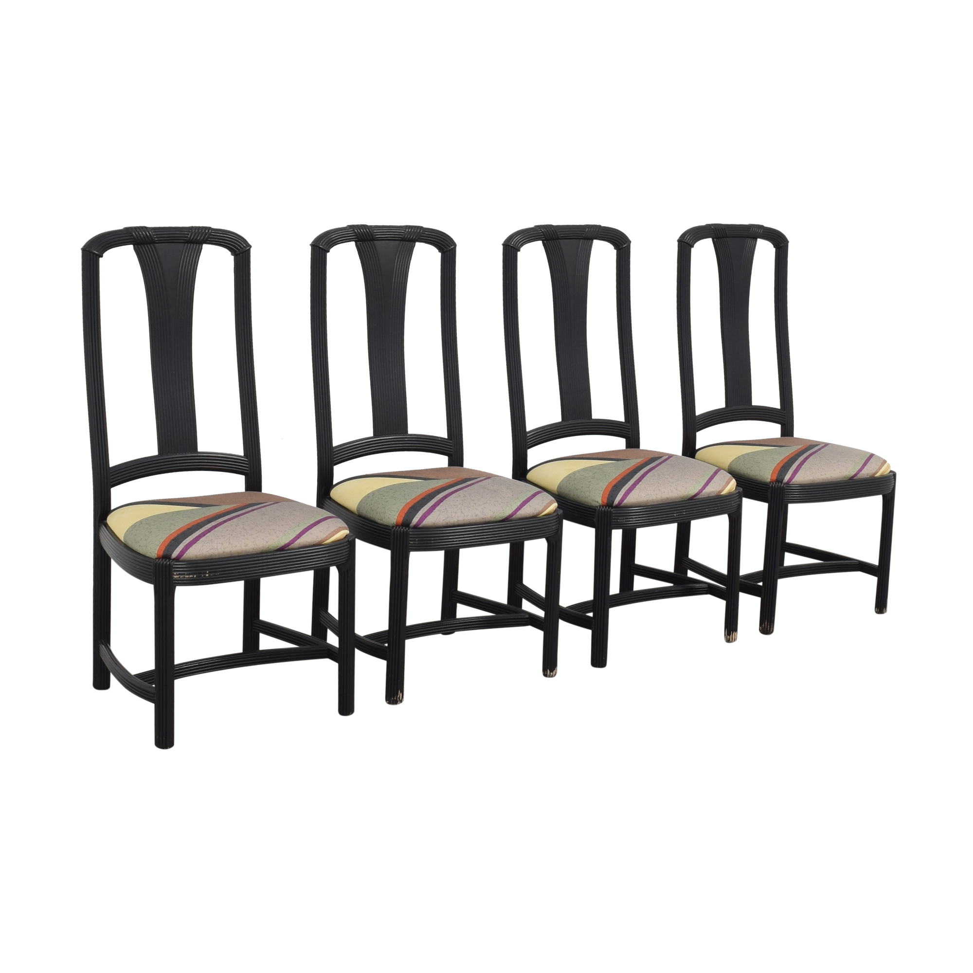 Custom Upholstered Dining Chairs multi