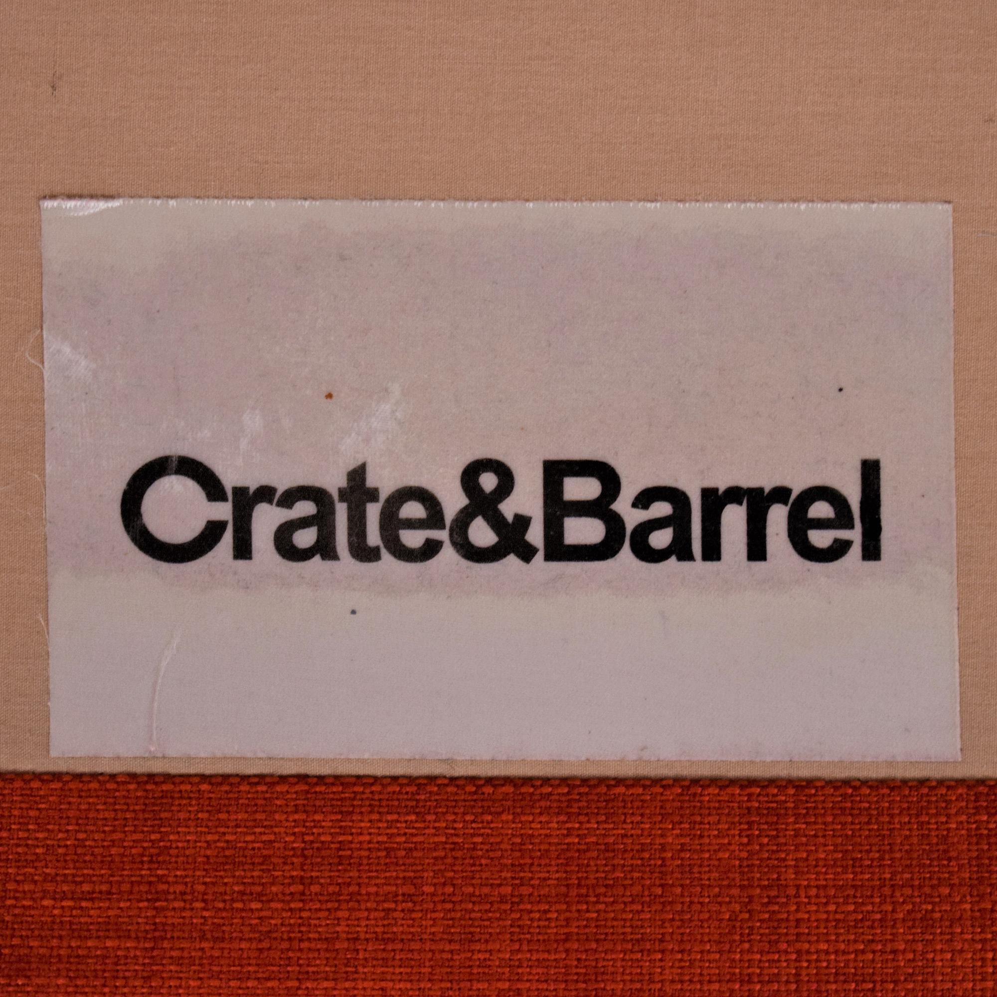 Crate & Barrel Crate & Barrel Ollie Sofa used