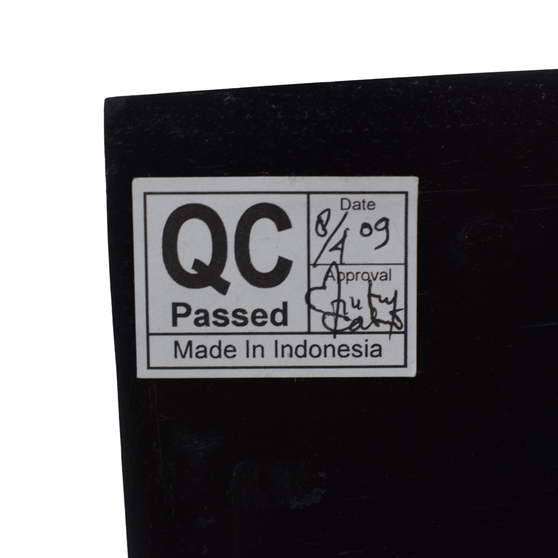 buy Oly Studio Jordan Entertainment Console with Sliding Door Oly Studio Storage