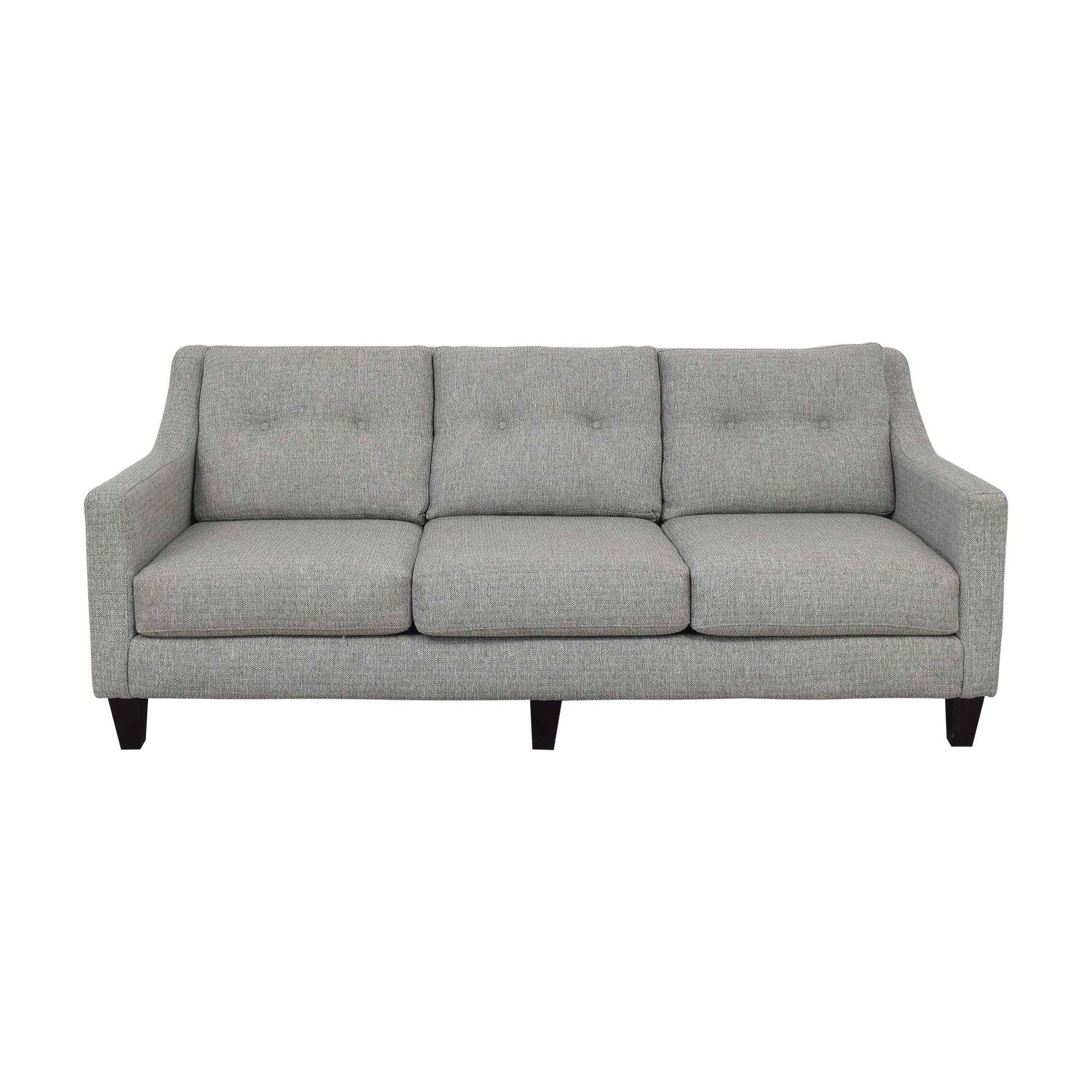 Raymour & Flanigan Raymour & Flanigan Three Seat Sofa price