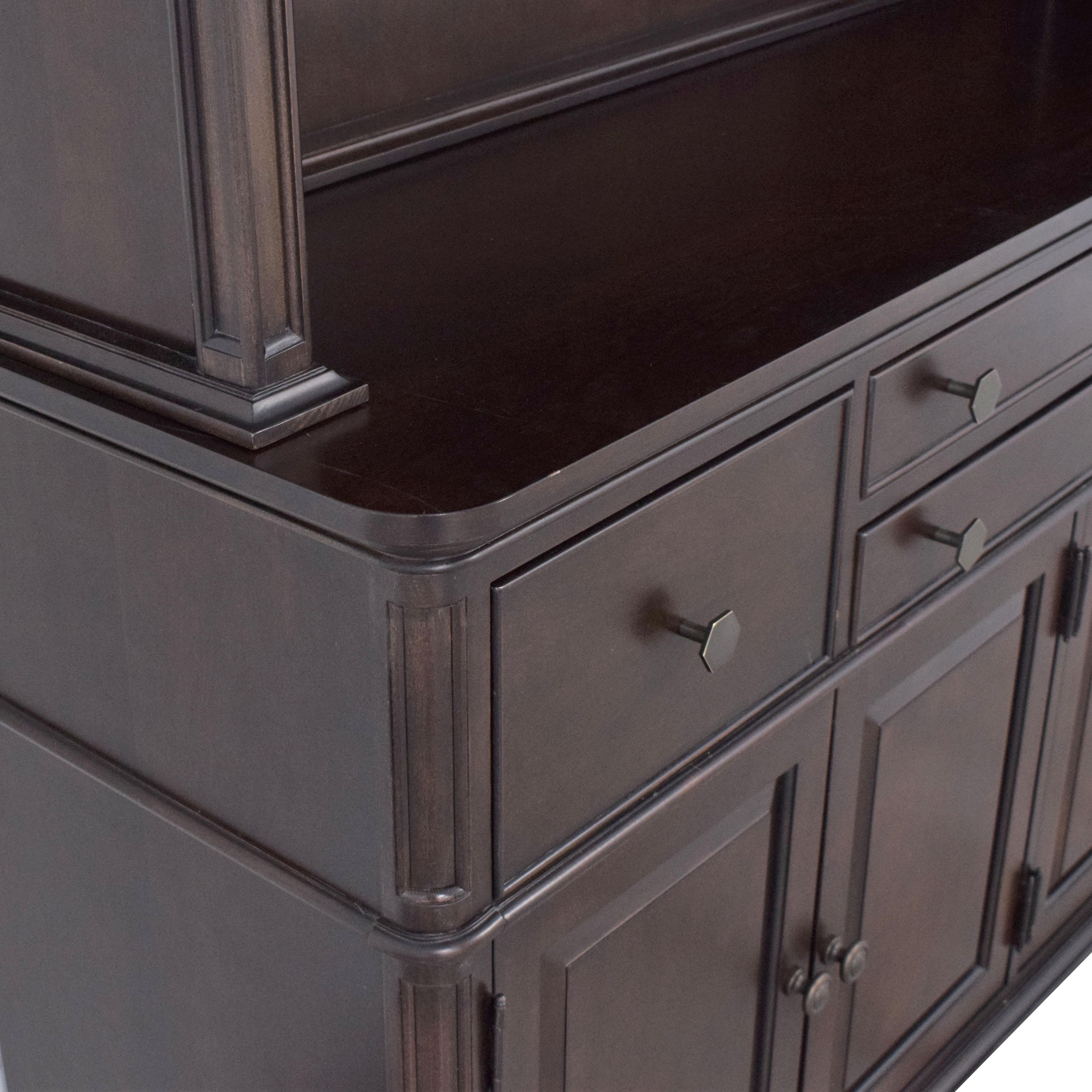 Universal Furniture Universal Furniture Credenza Cabinets & Sideboards