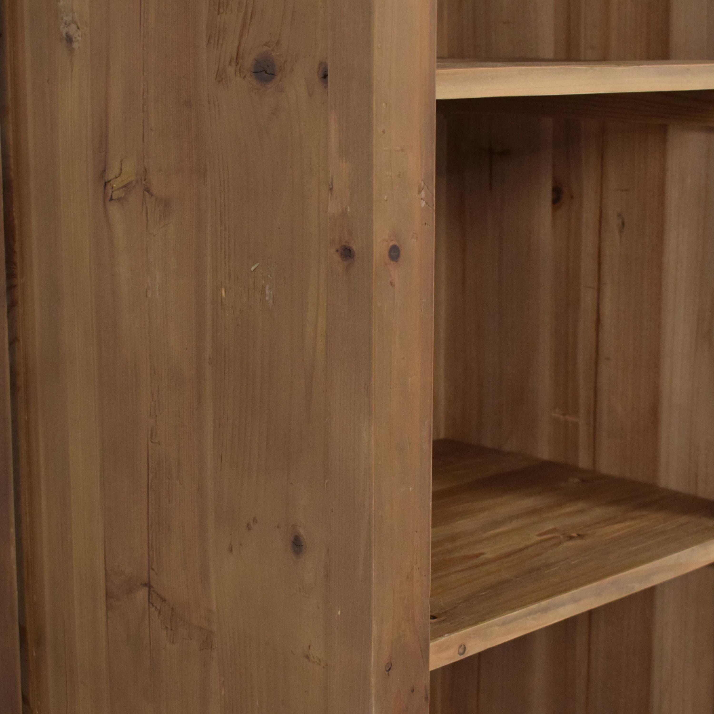 Stone & Beam Stone & Beam Bryson Tall Narrow 3-Drawer Bookcase discount