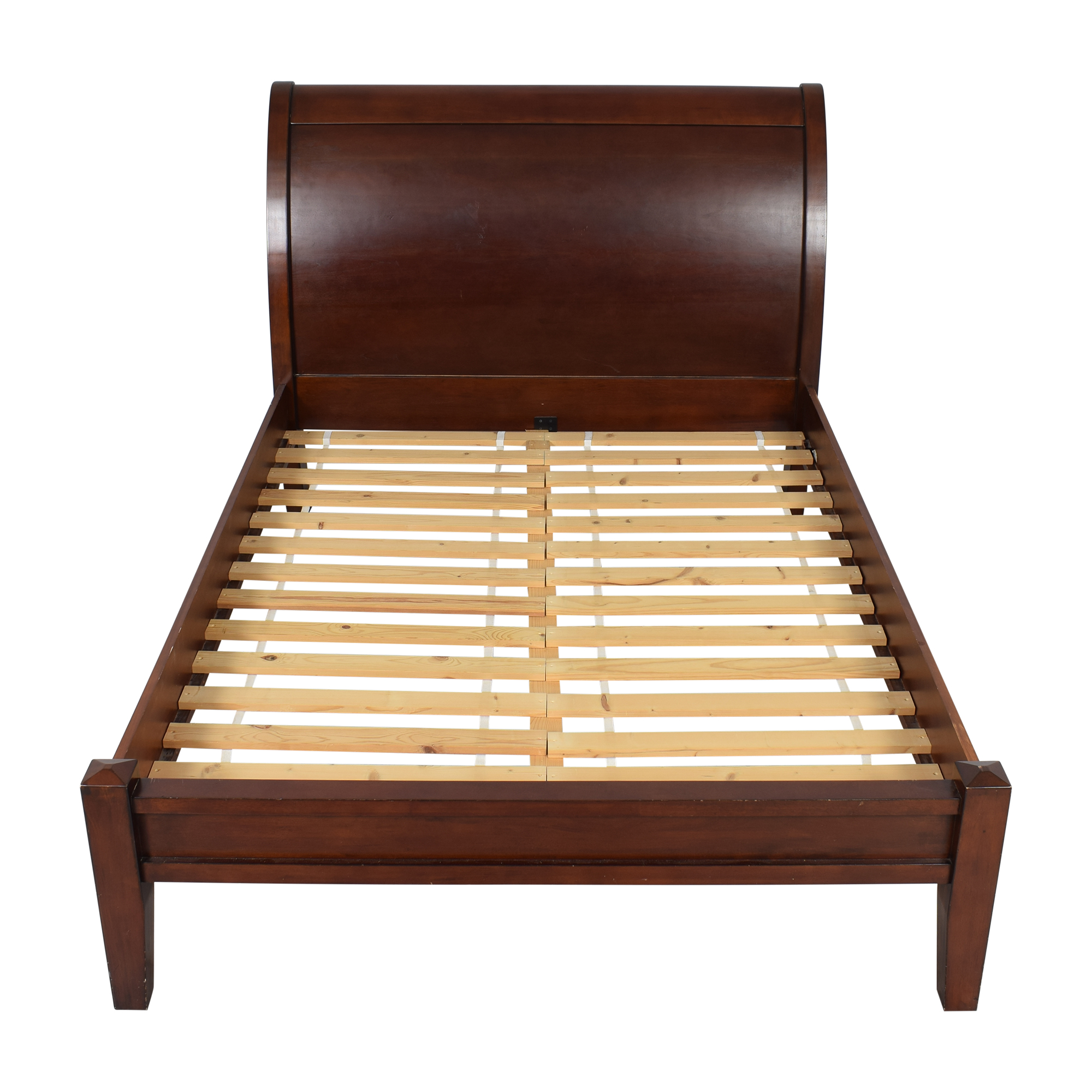 76 Off Pottery Barn Pottery Barn Queen Valencia Sleigh Bed Beds