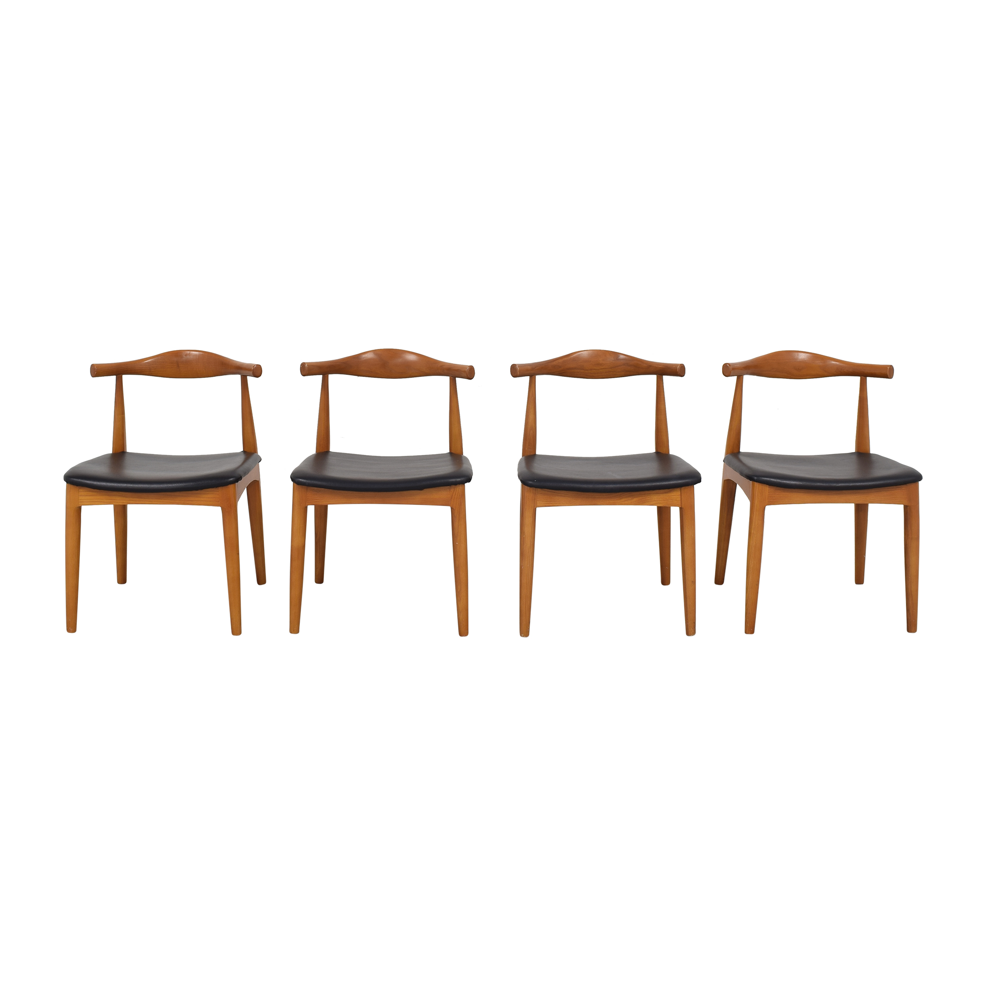 France and Son France and Son Reproduction CH24 Wishbone-Style Chairs for sale