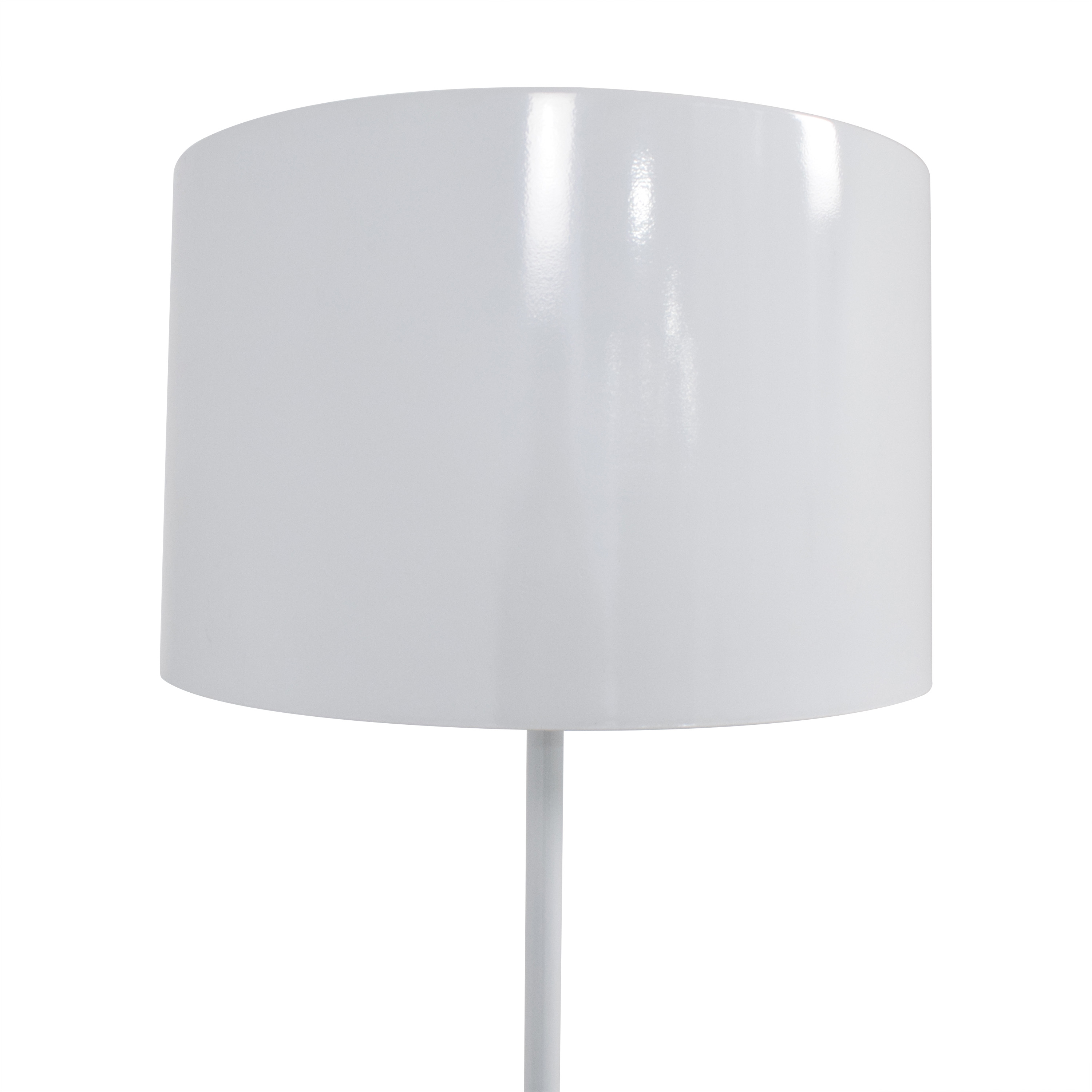 France and Son France & Son White Floor Lamp Lamps