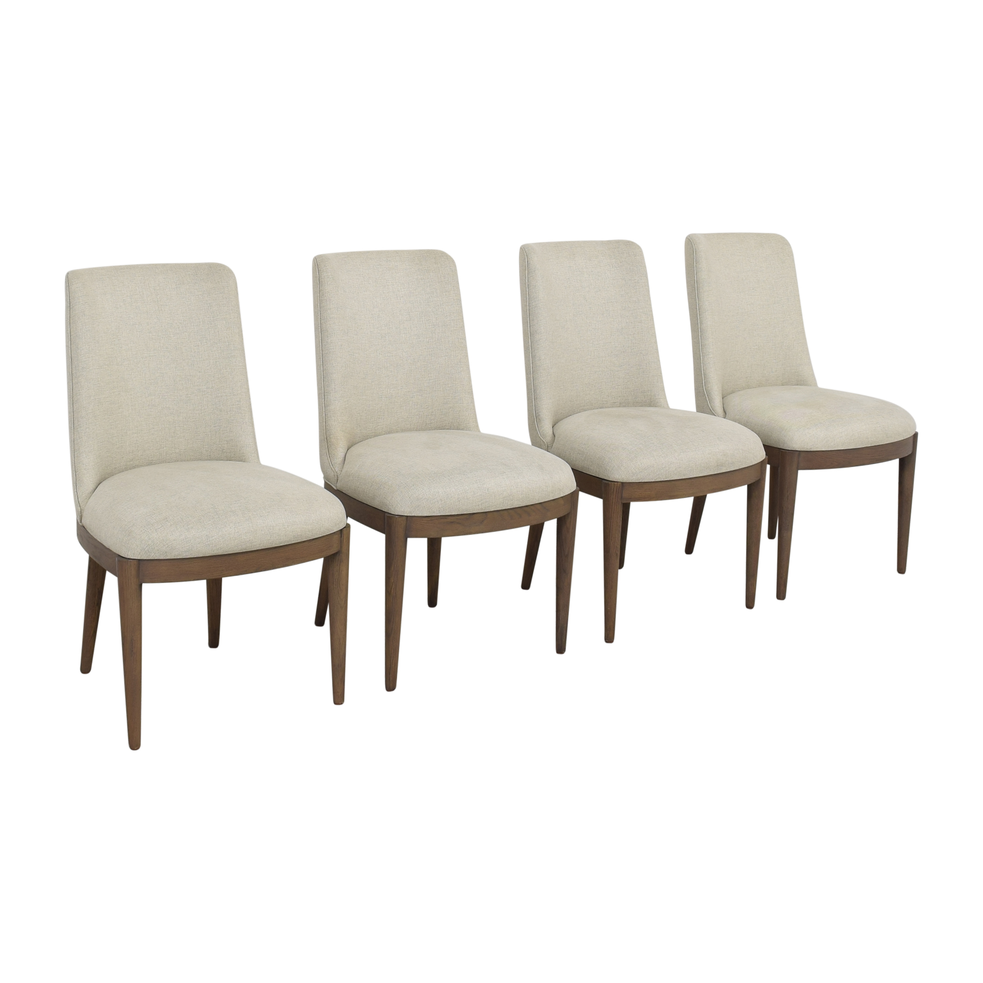 Caracole Caracole Metro Dining Chairs second hand
