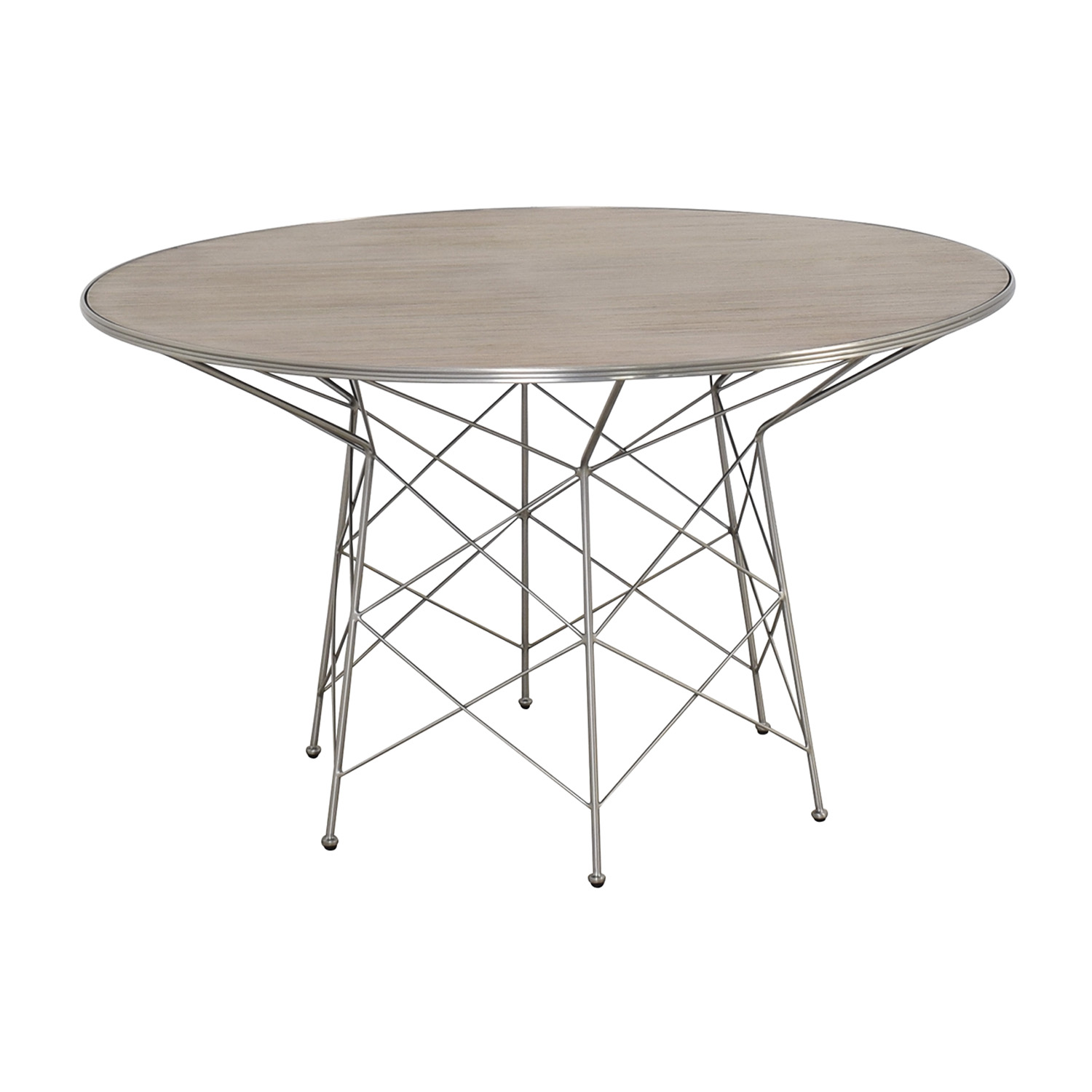 Caracole Caracole Modern Metro High Rise Dining Table dimensions