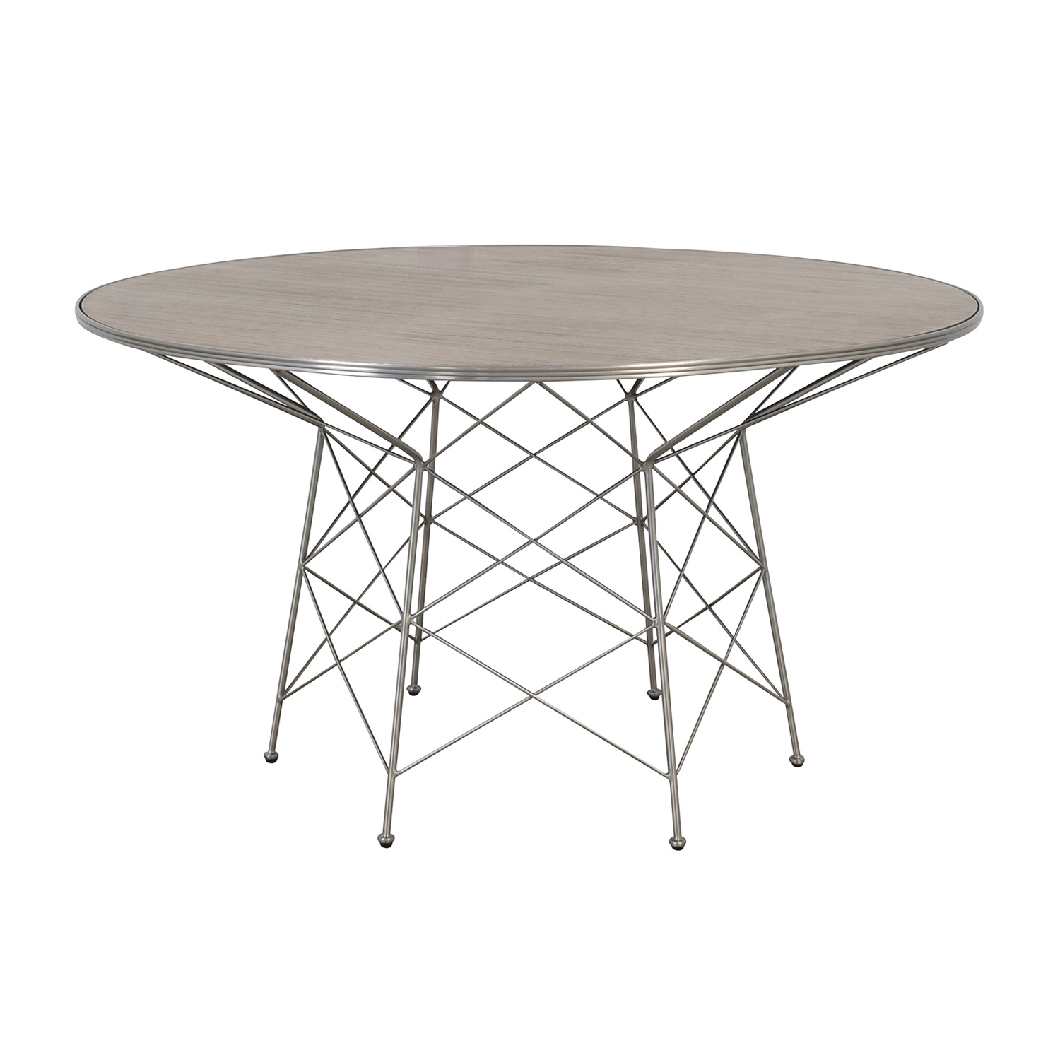 shop Caracole Caracole Modern Metro High Rise Dining Table online
