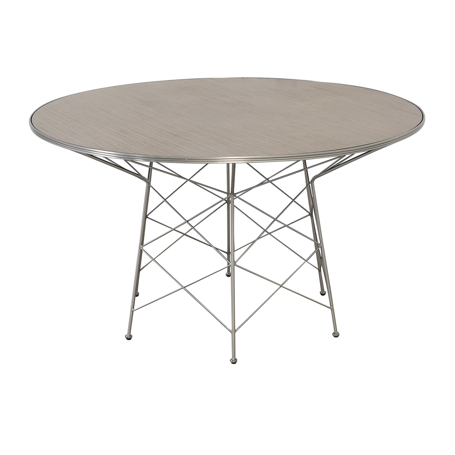Caracole Caracole Modern Metro High Rise Dining Table nj