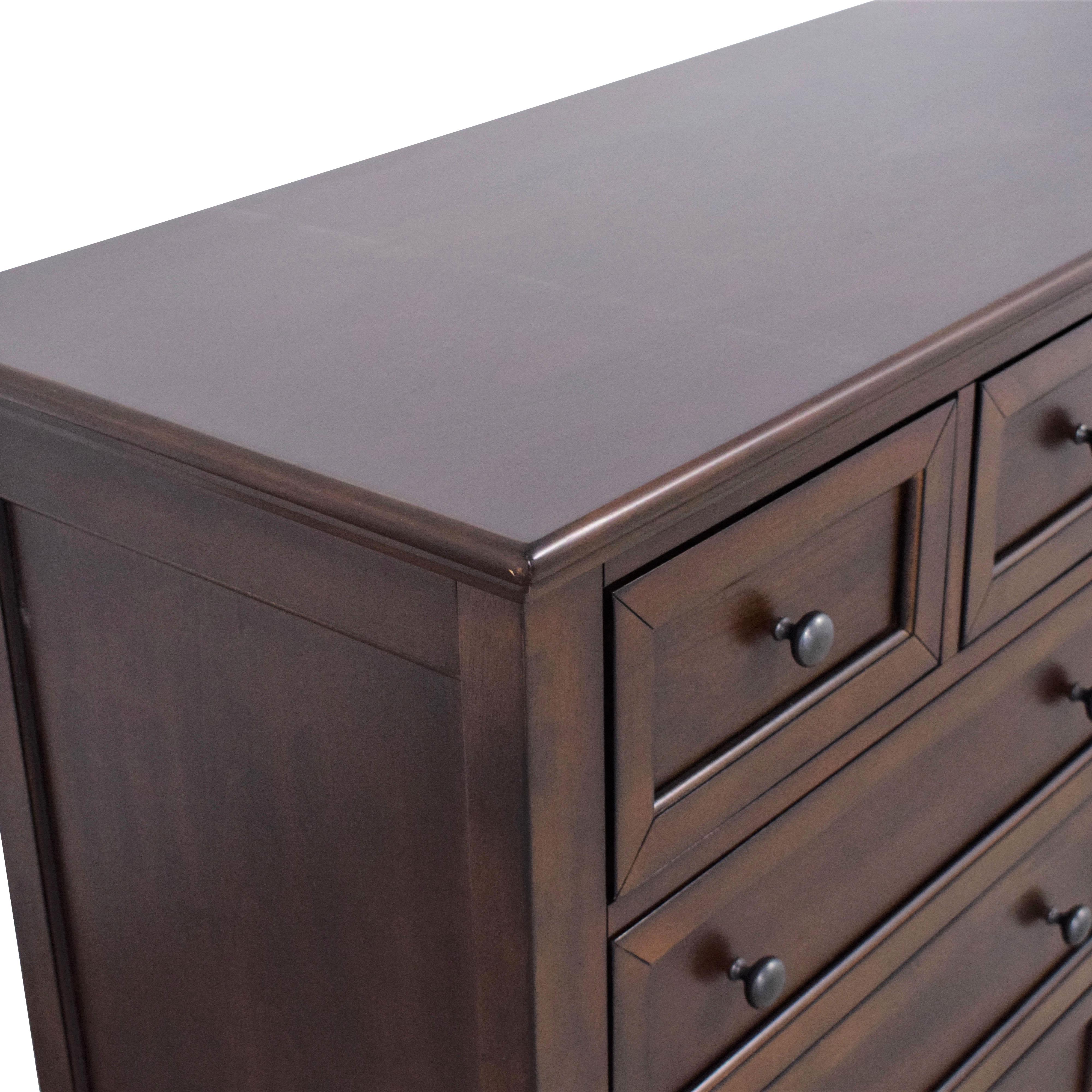 Macy's Sanibel Ten Drawer Dresser sale
