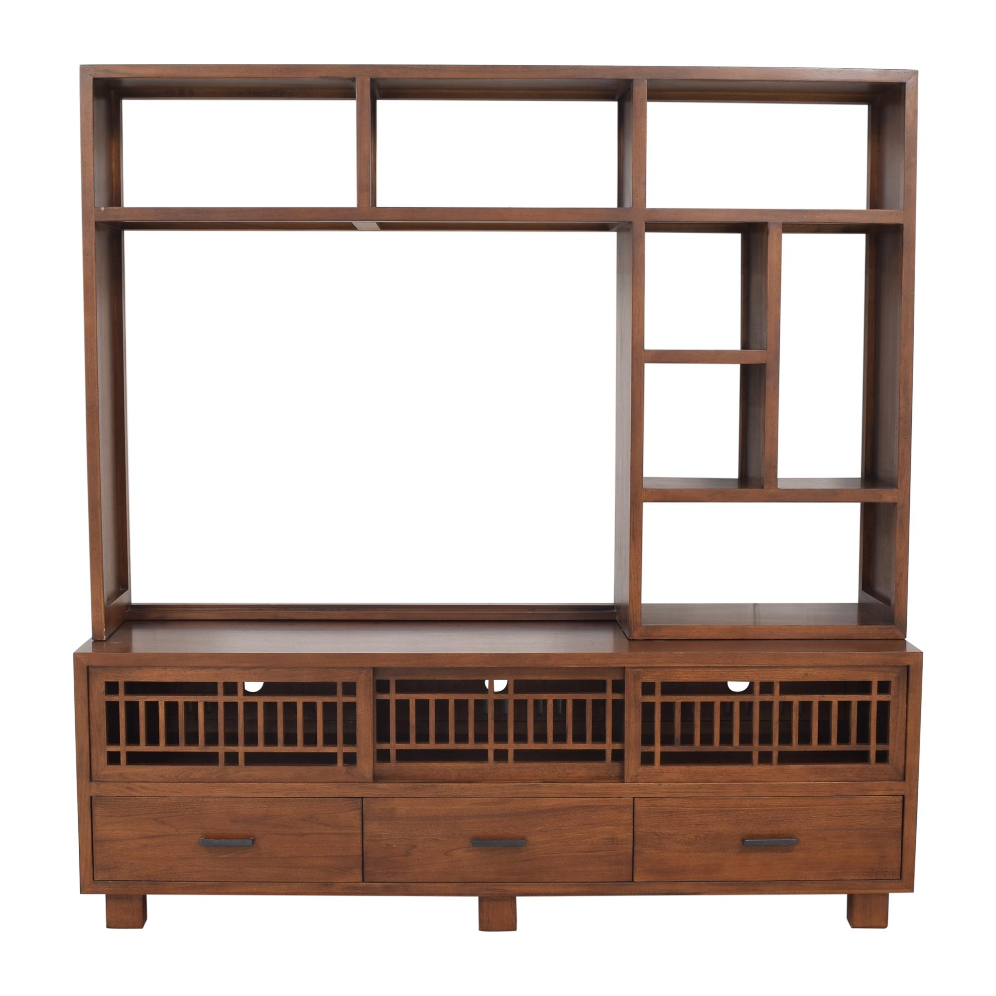 buy Crate & Barrel Crate & Barrel Maria Yee Entertainment Center online