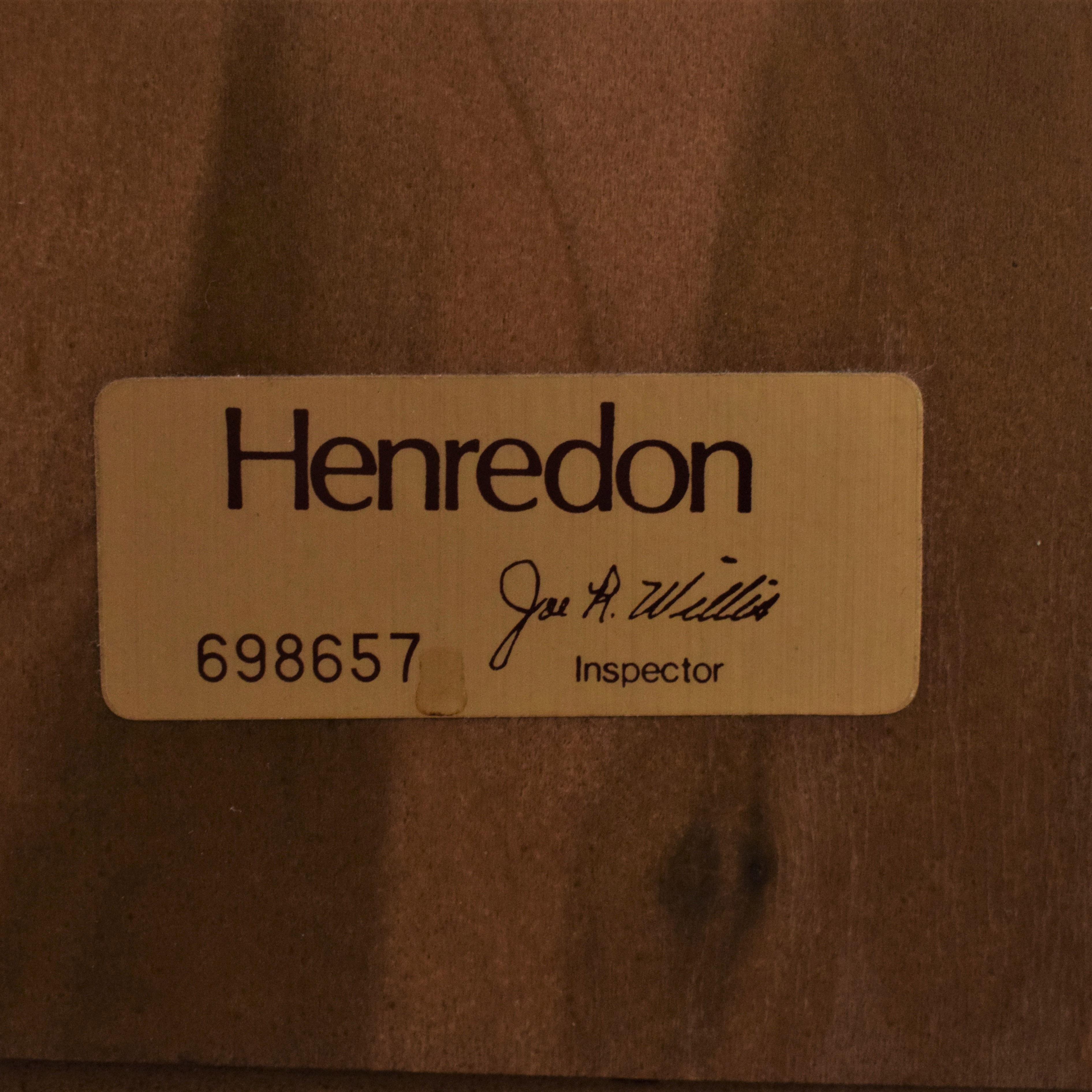 buy Henredon Furniture Henredon Scene One Queen Storage Headboard online