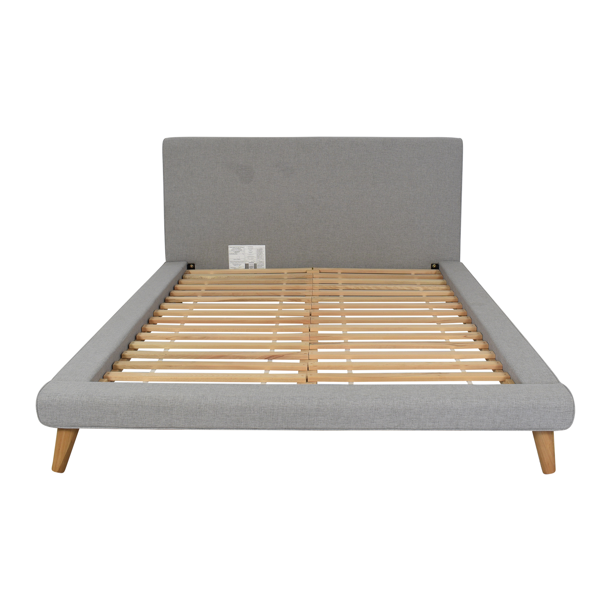 West Elm West Elm Mod Upholstered Queen Bed coupon