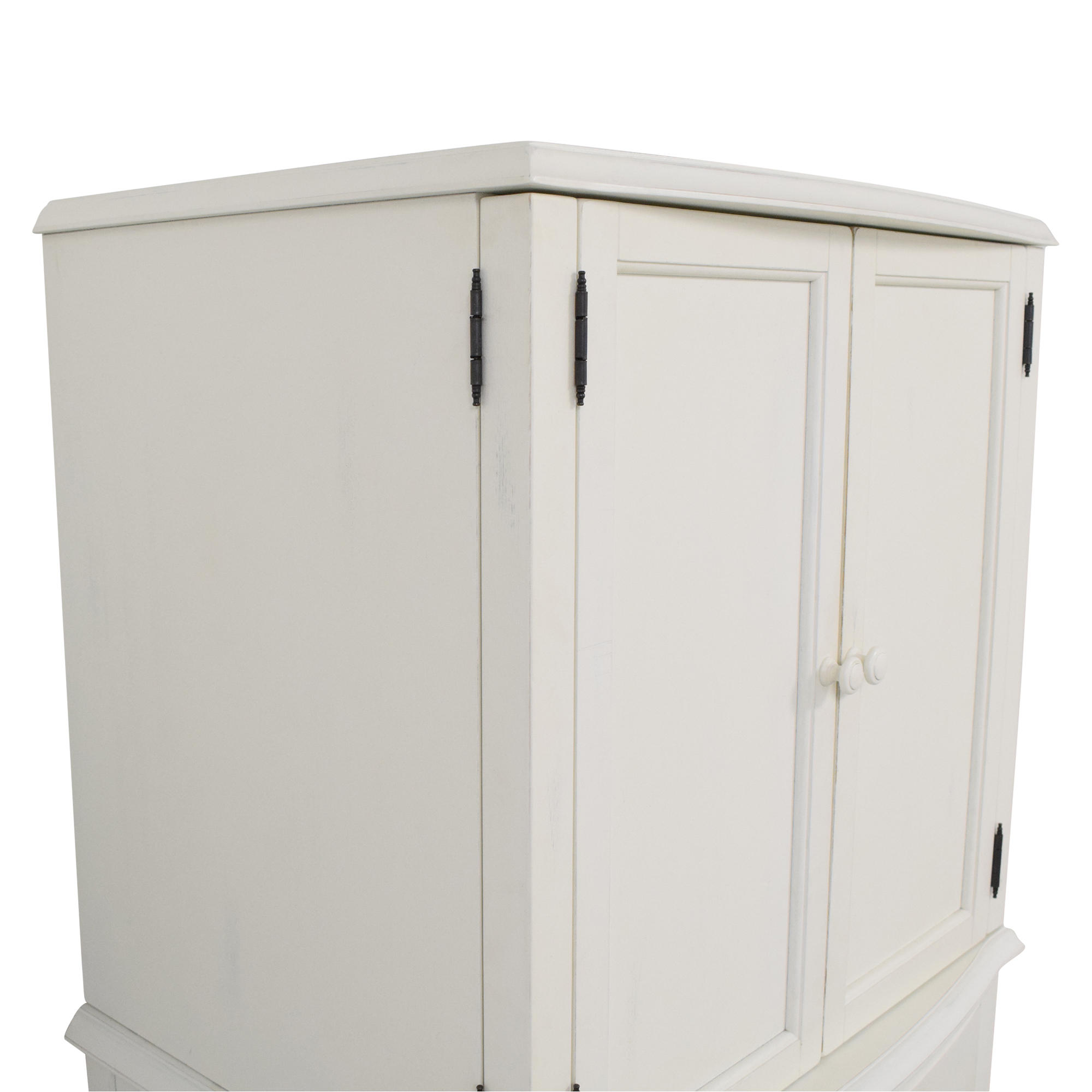 PBteen PBteen Lilac Armoire used