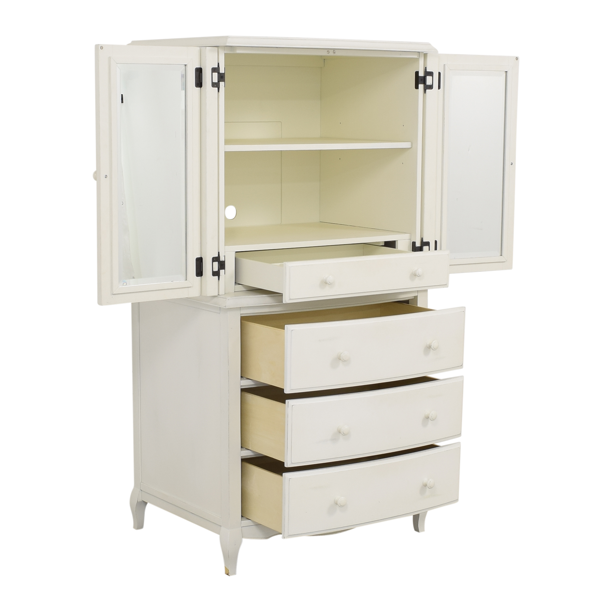 PBteen PBteen Lilac Armoire ct