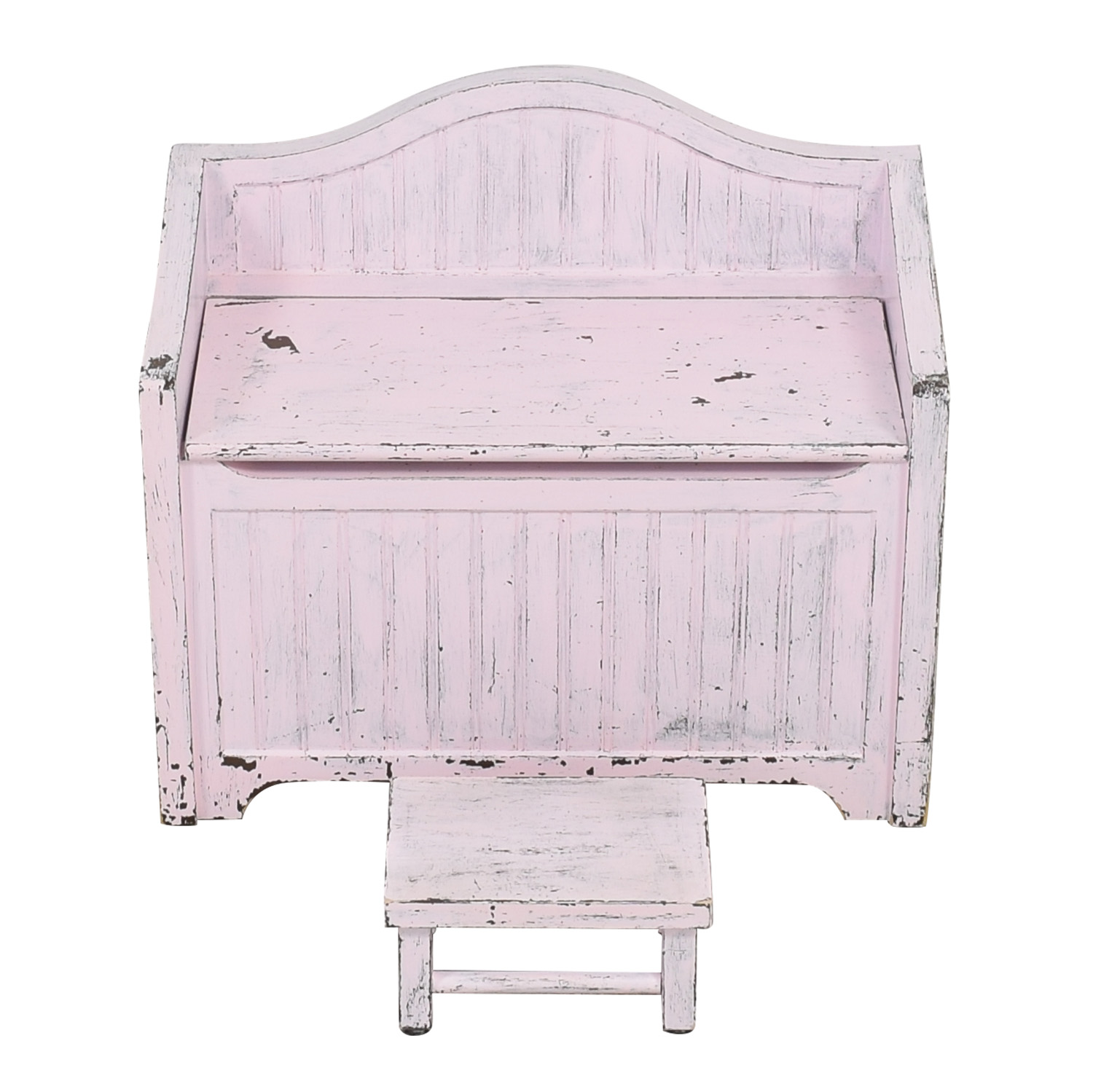 Children's Toy Chest & Stool coupon
