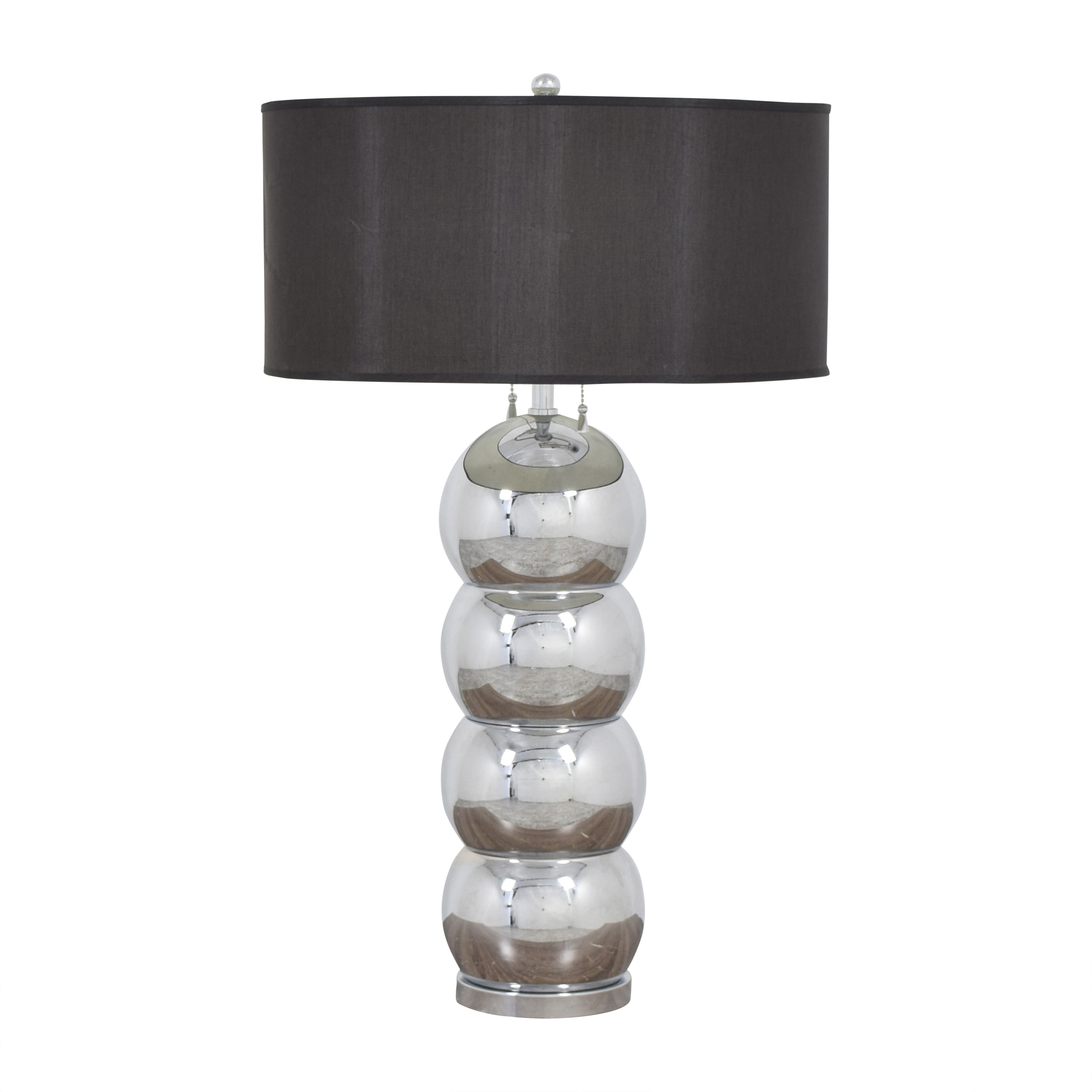 shop George Kovacs Chrome Ball Lamp George Kovacs
