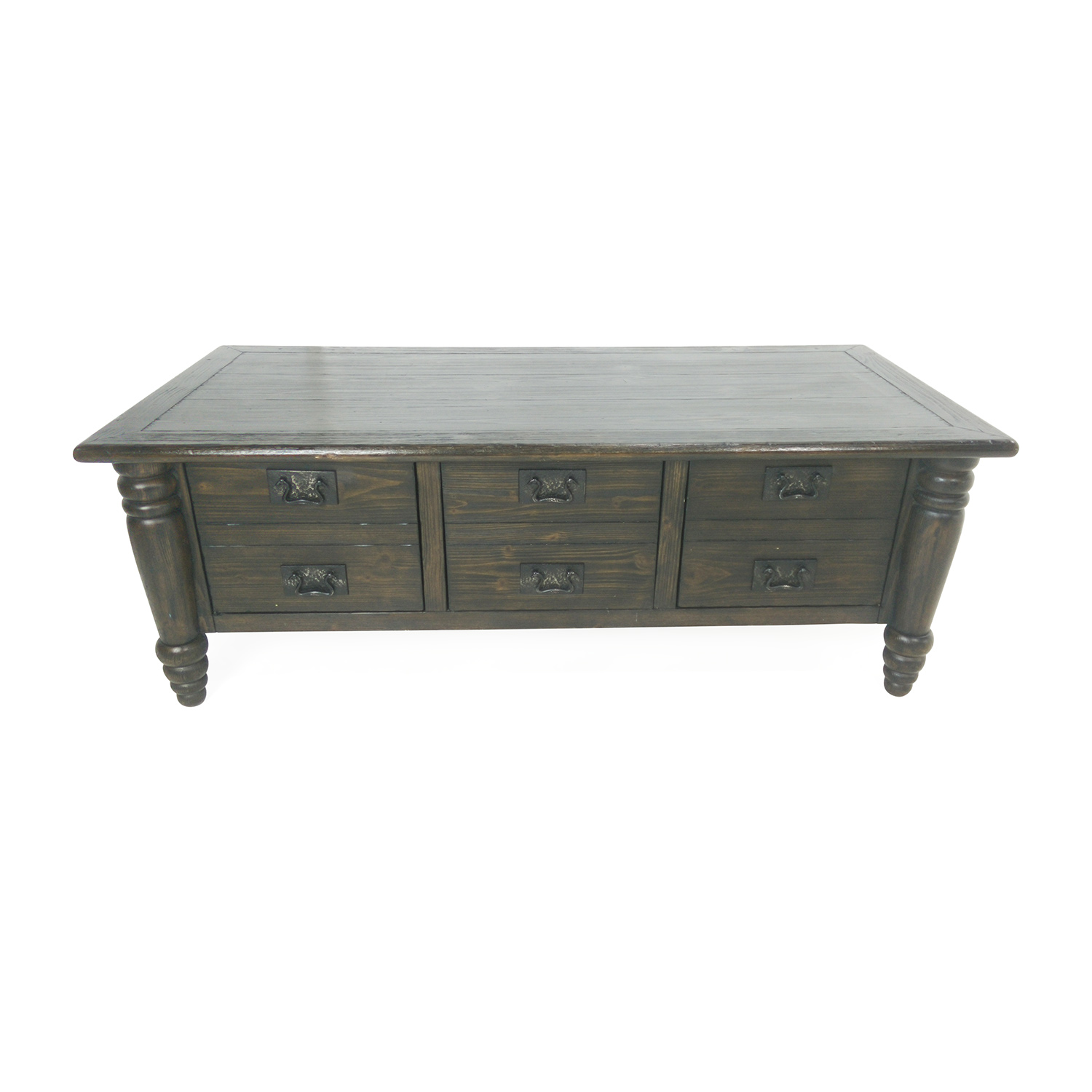 buy Pottery Barn Coffee Table Pottery Barn