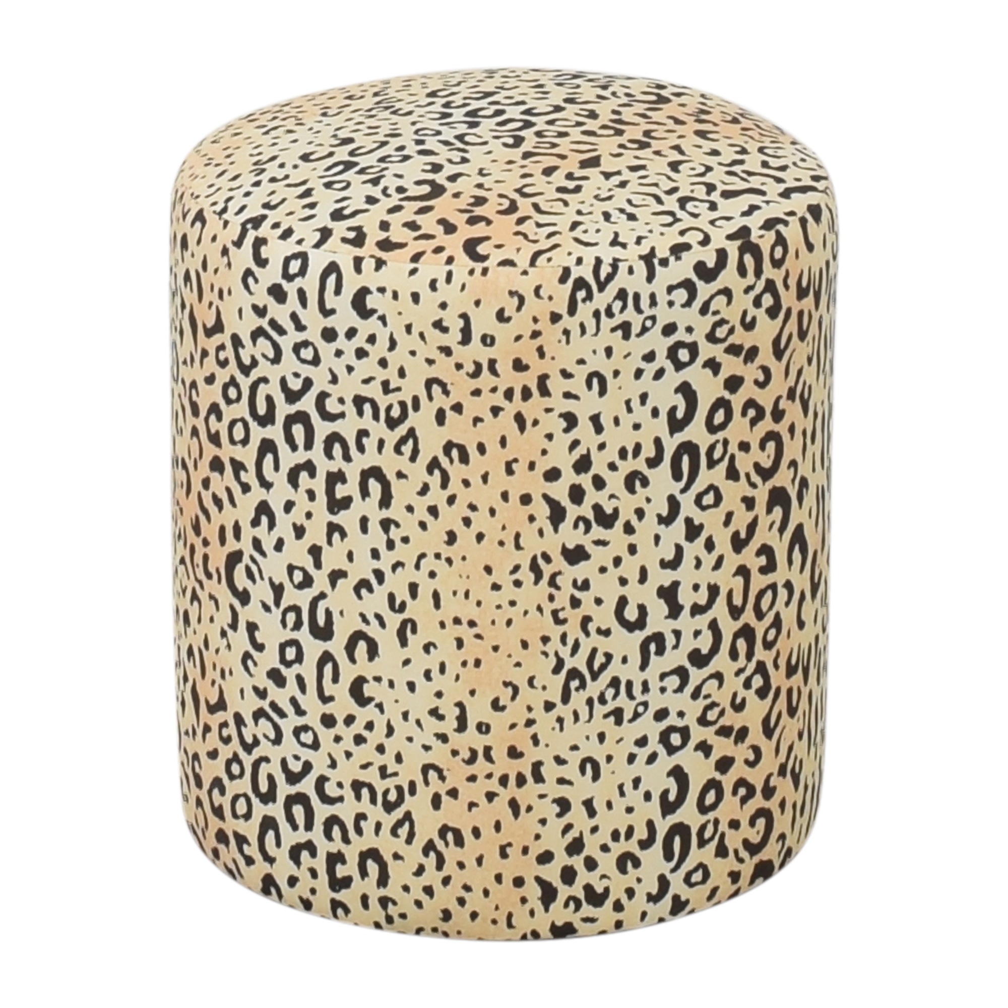 shop The Inside Drum Ottoman The Inside