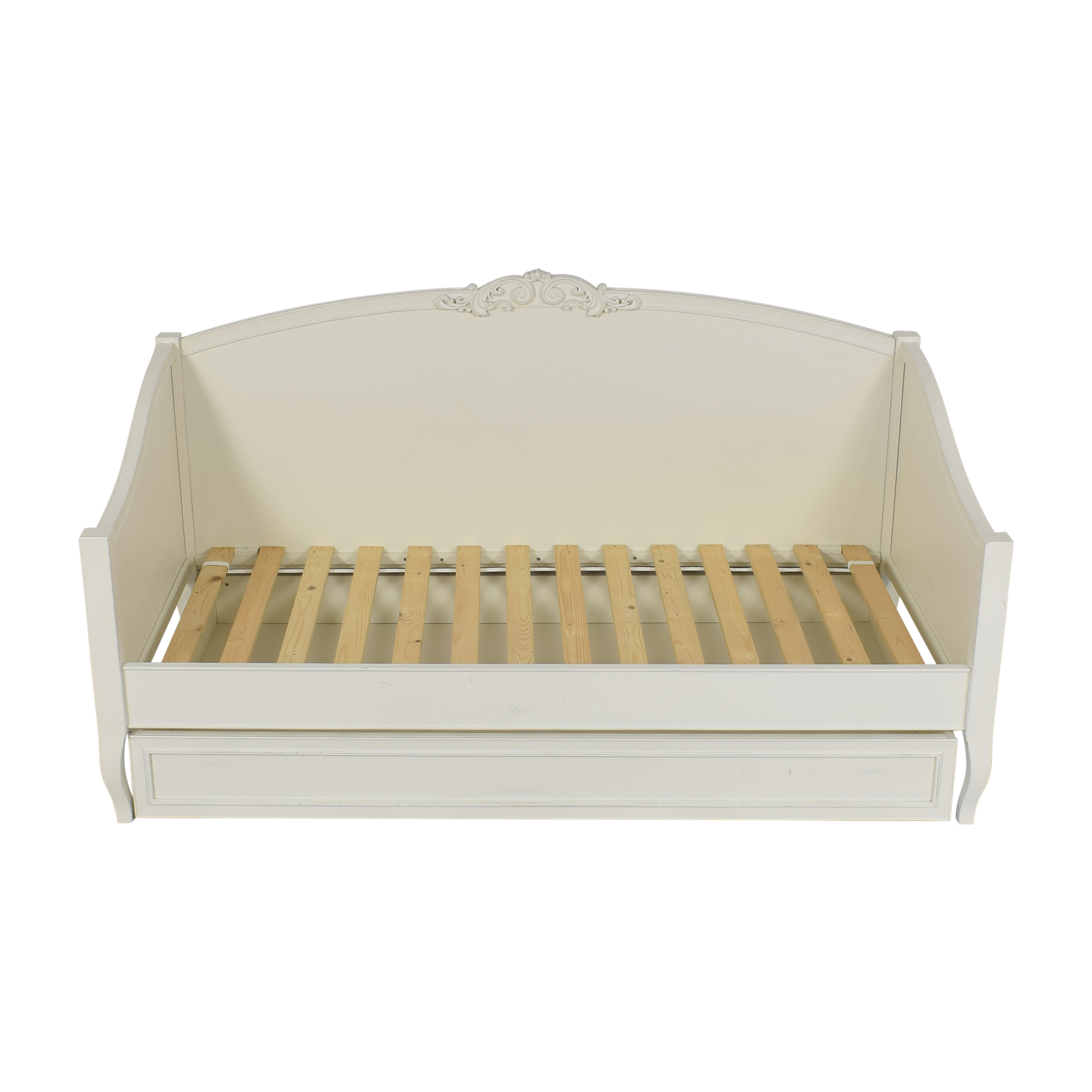 PBteen Lilac Daybed & Trundle / Bed Frames