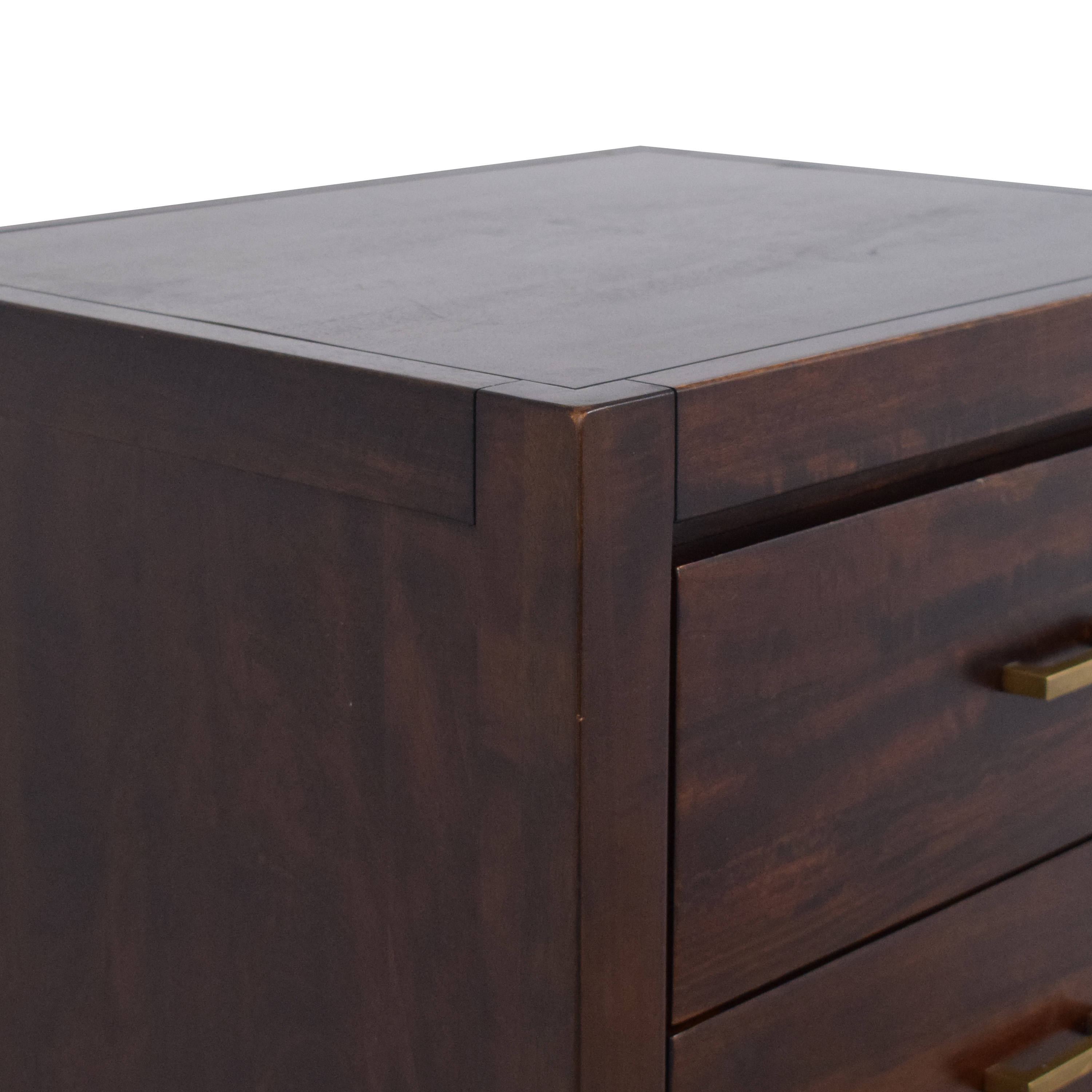 Crate & Barrel Crate & Barrel Tall Chest of Drawers Dressers