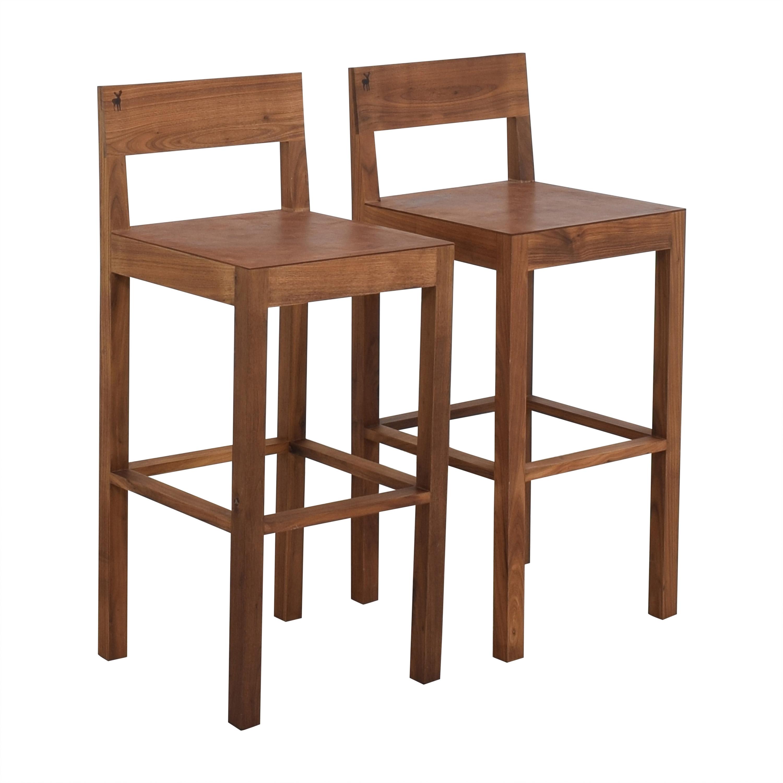 Organic Modernism Organic Modernism Nebraska Bar Stools Chairs